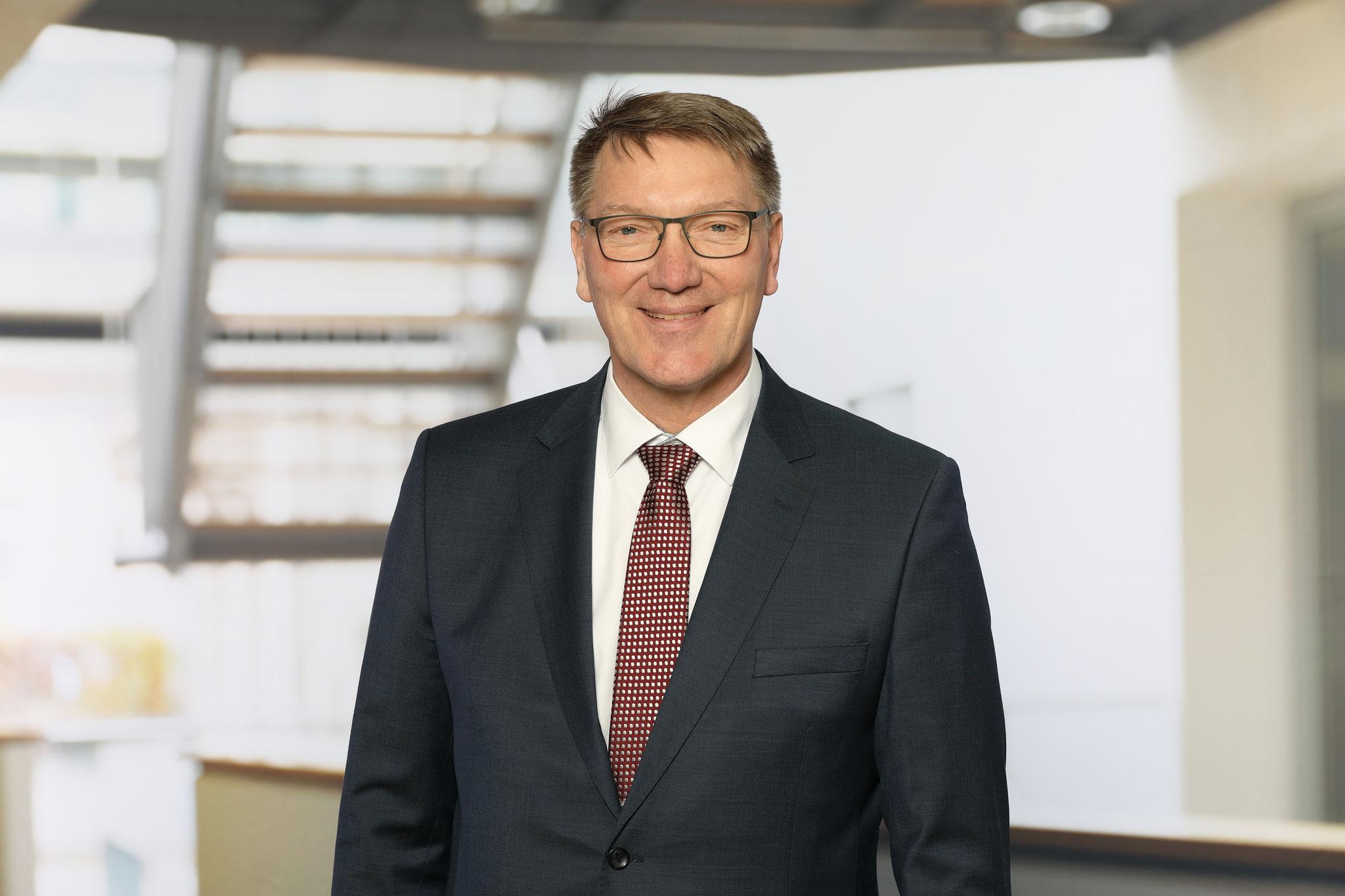 Peter Krank, Erster Stadtrat und Kulturdezernent der Stadt Bad Nauheim