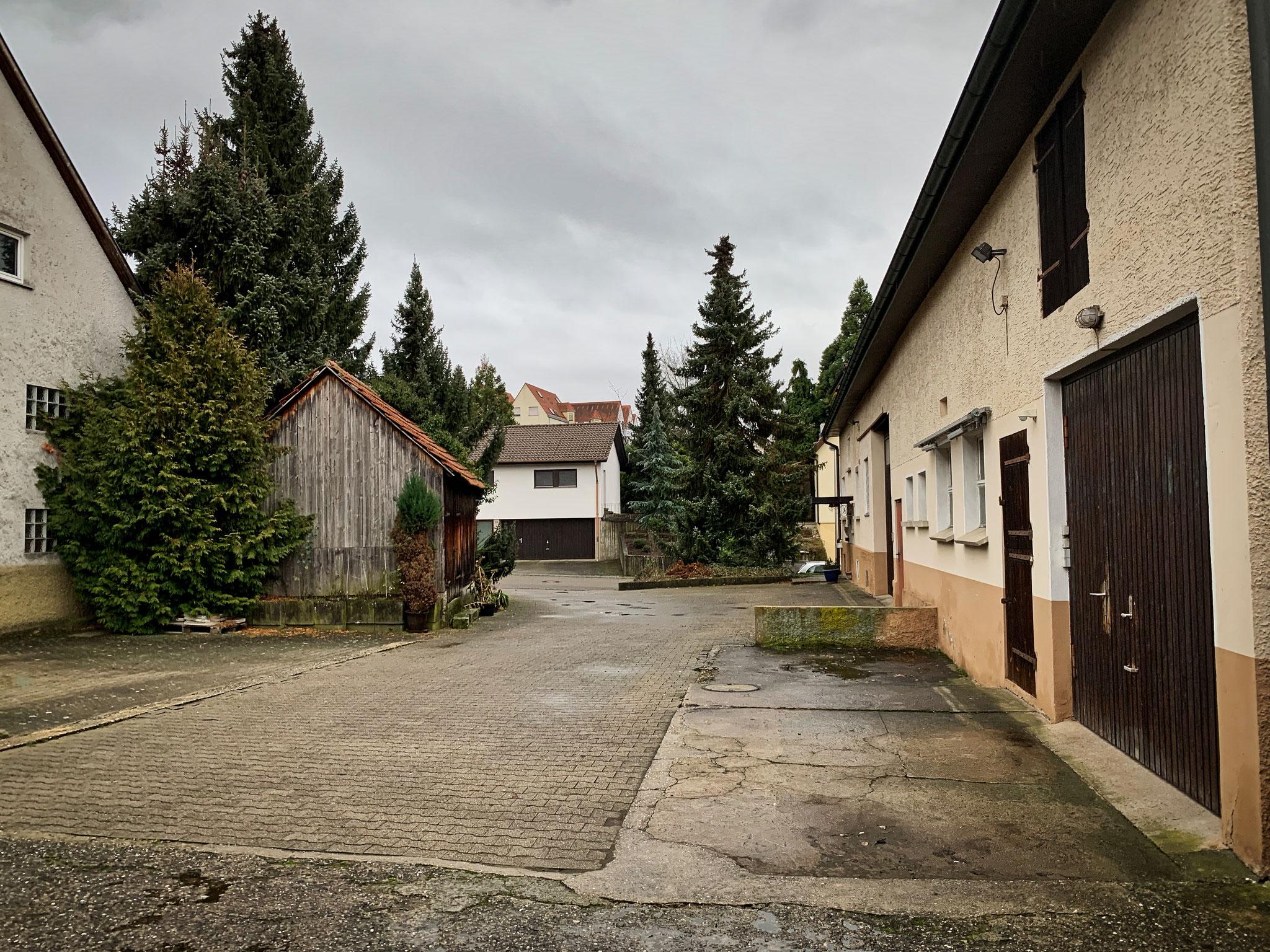 Bilder Bauplatz Neckarwestheim im Januar 2019
