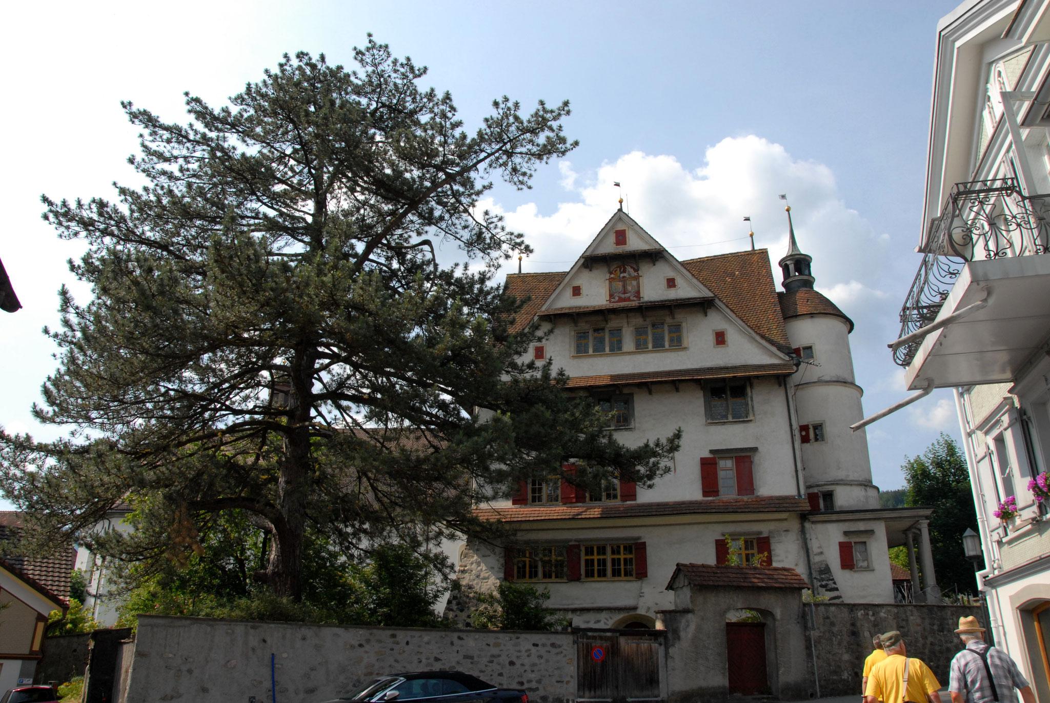 Stadtführung Appenzell Arztschloss