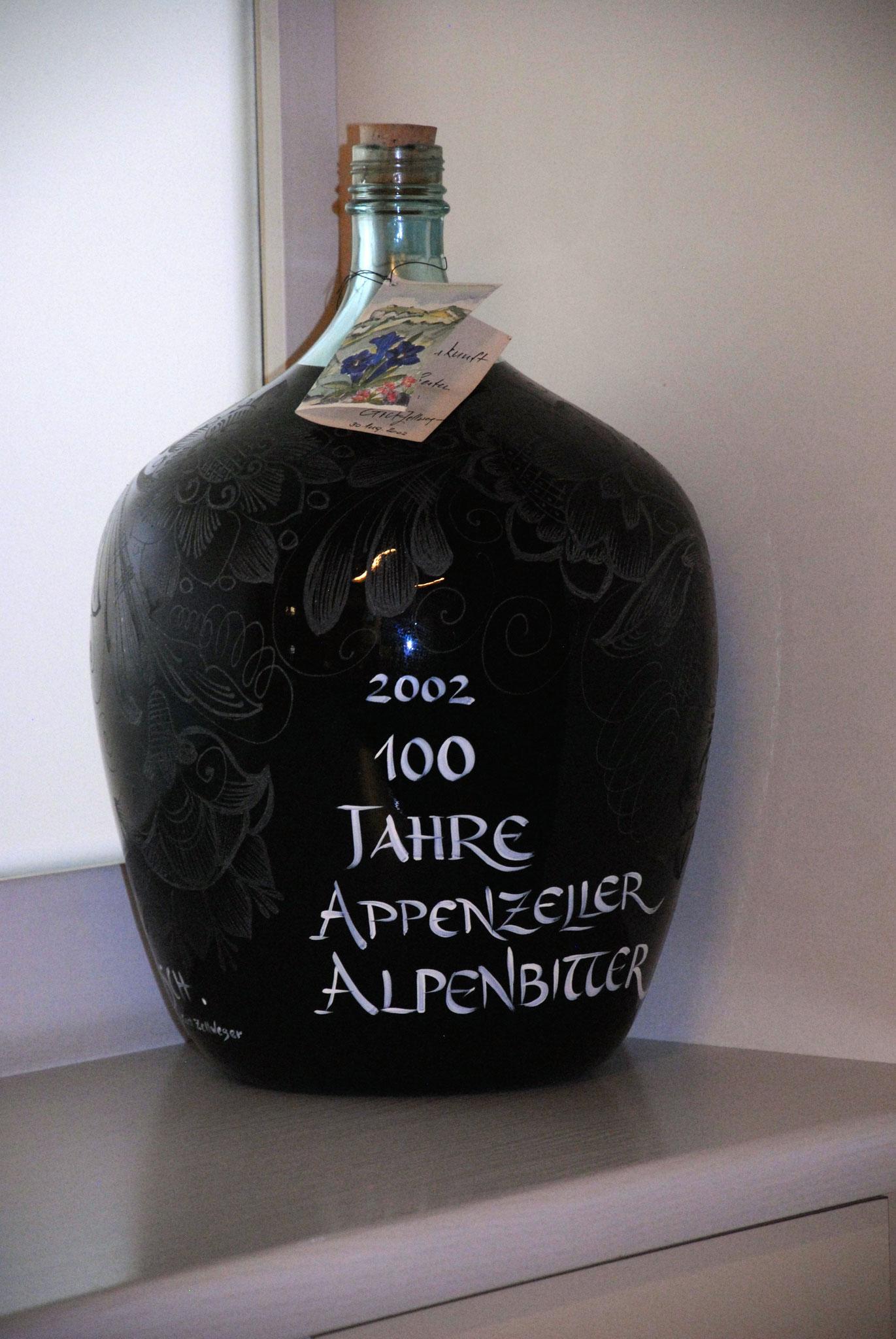 Appenzeller Alpenbitter Jubiläum