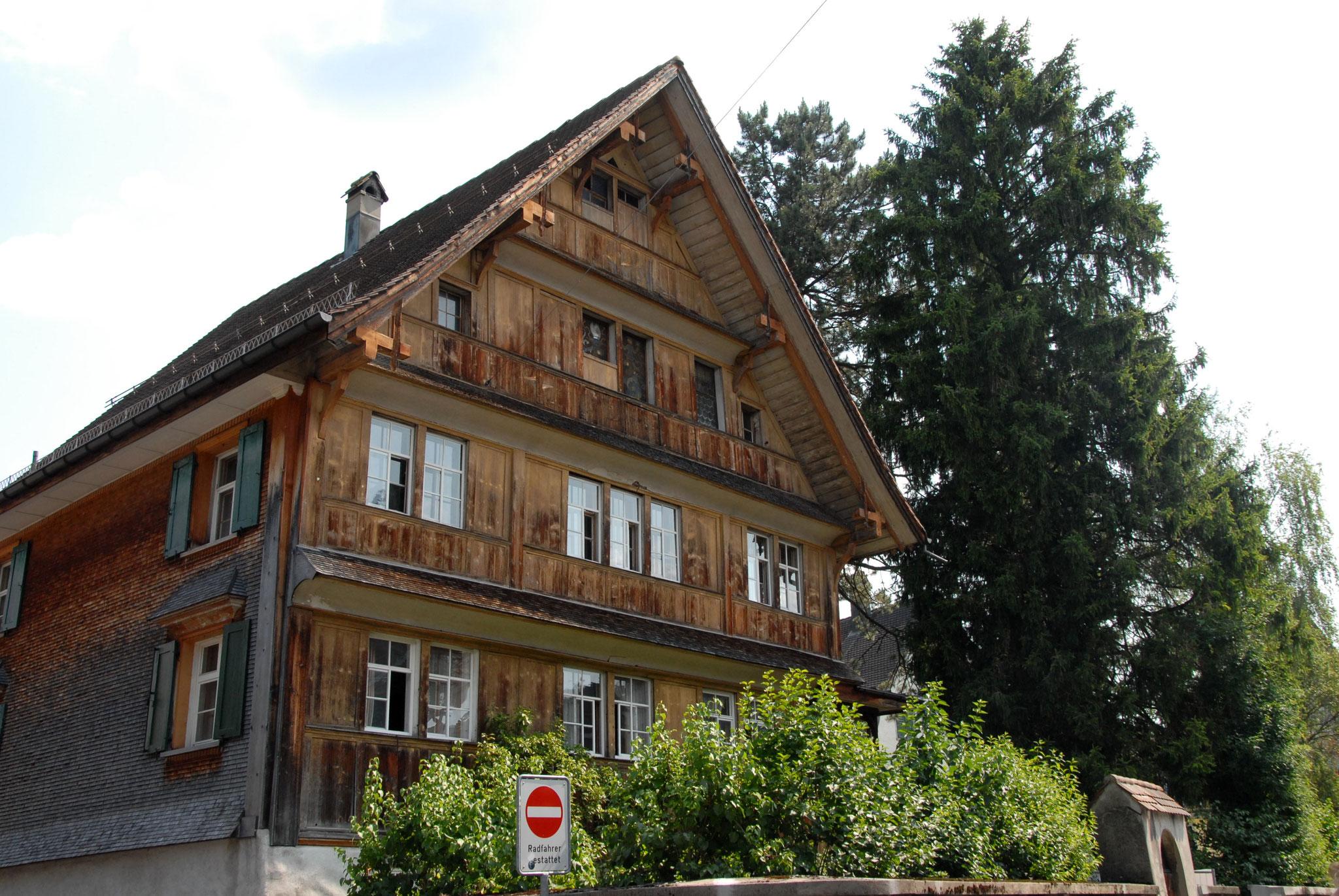 Stadtführung Appenzell