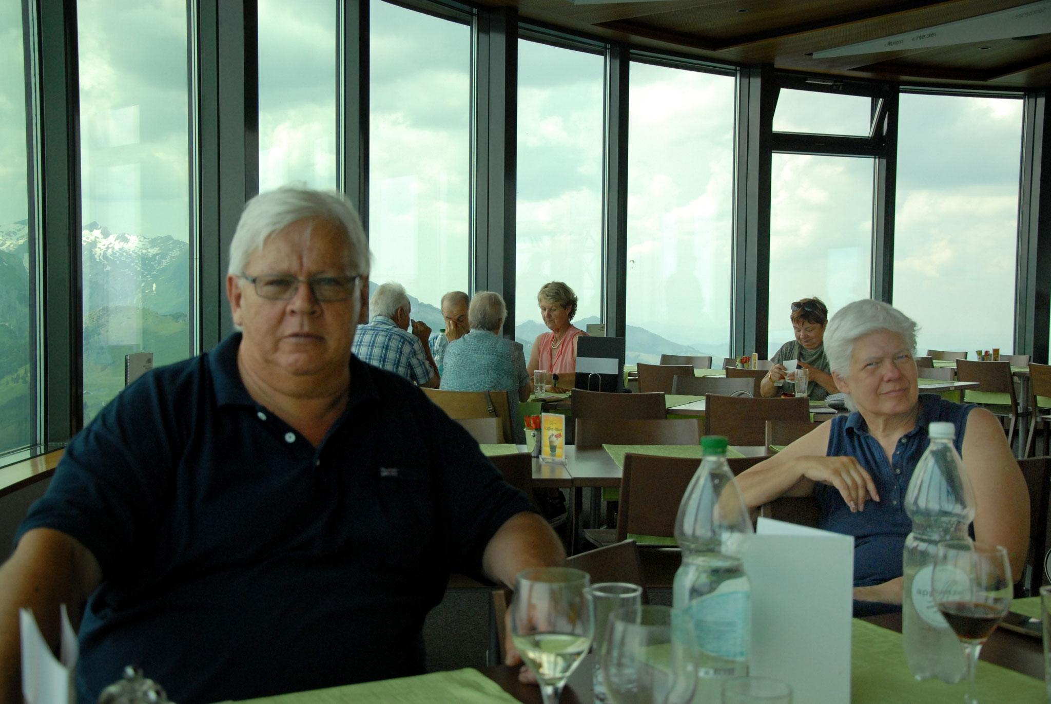 Hoher Kasten Drehrestaurant