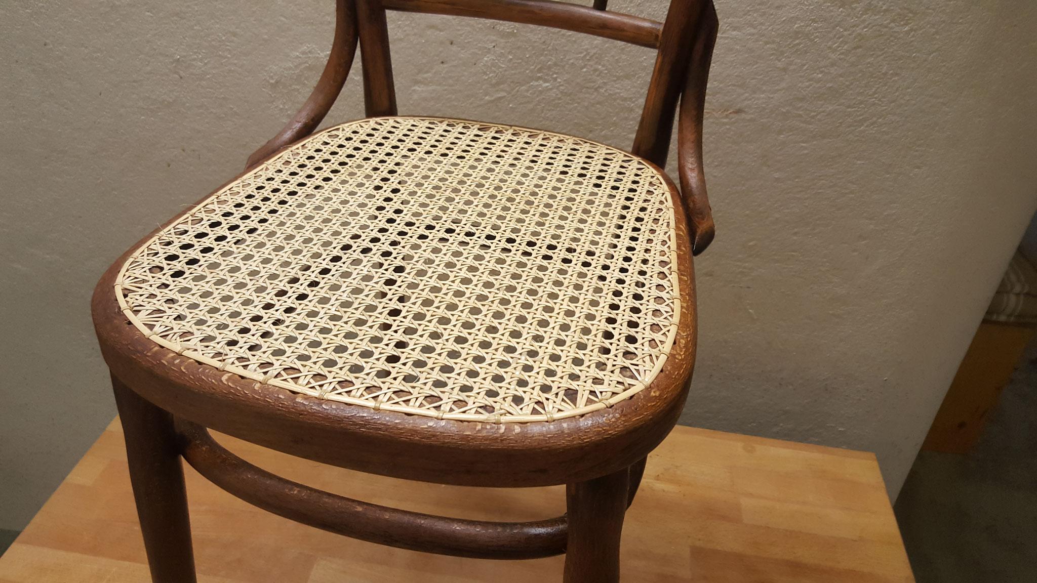 Schöner neuer Stuhl