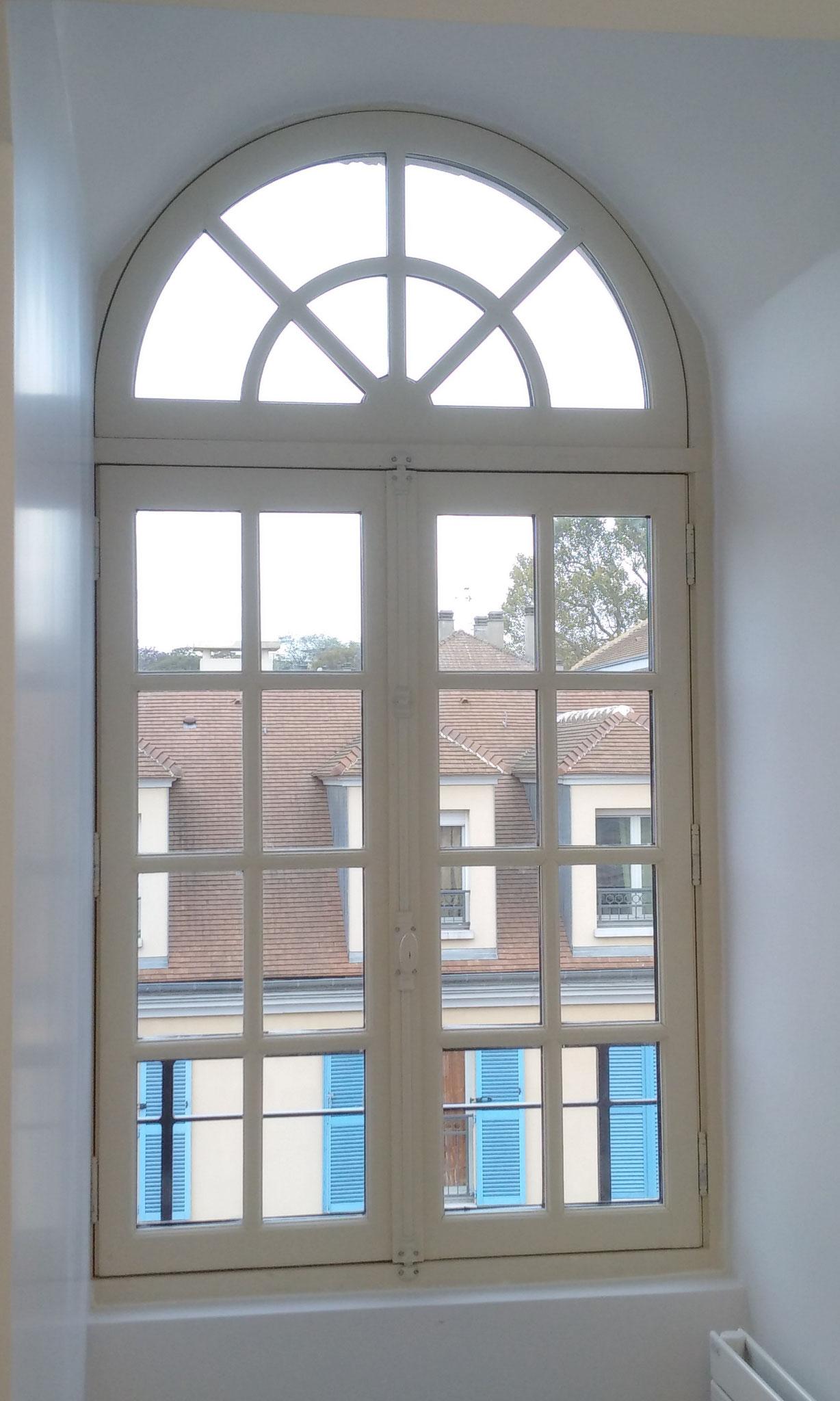 Fenêtre Hôtel de Ville de Gonesse