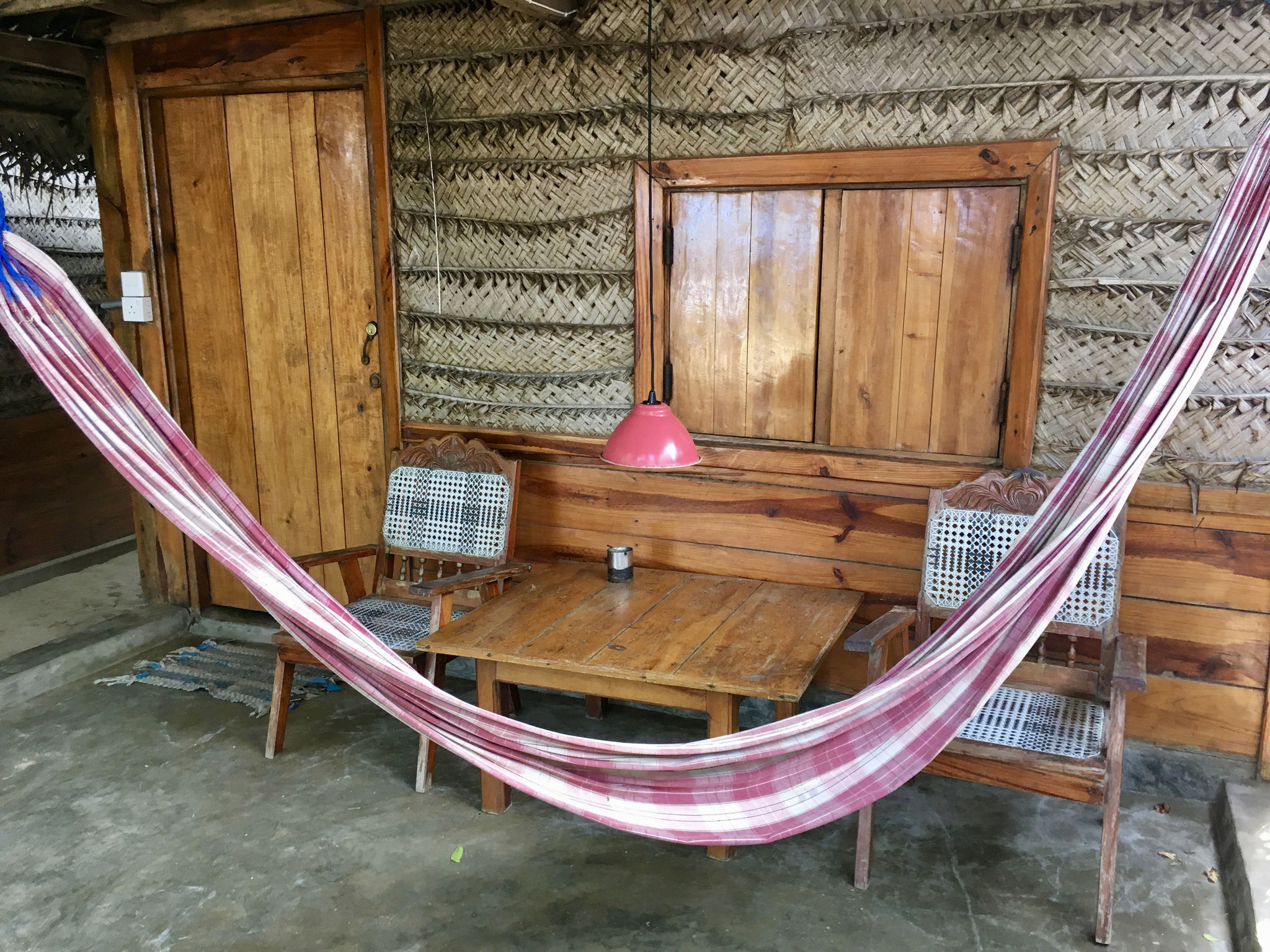 The Lani Cabana / Balcony