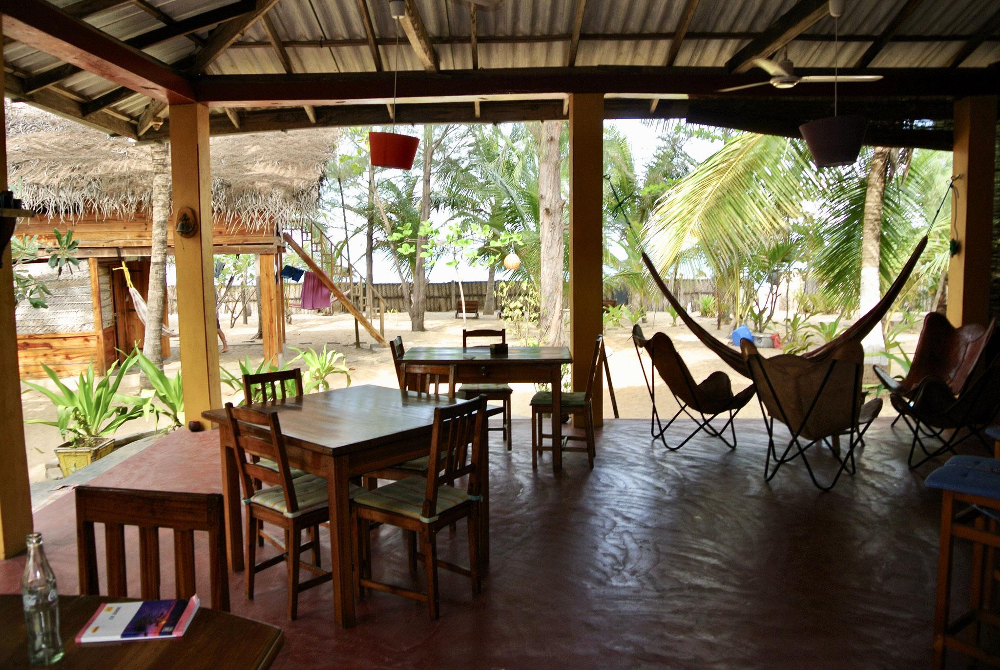 The main house / Restaurant