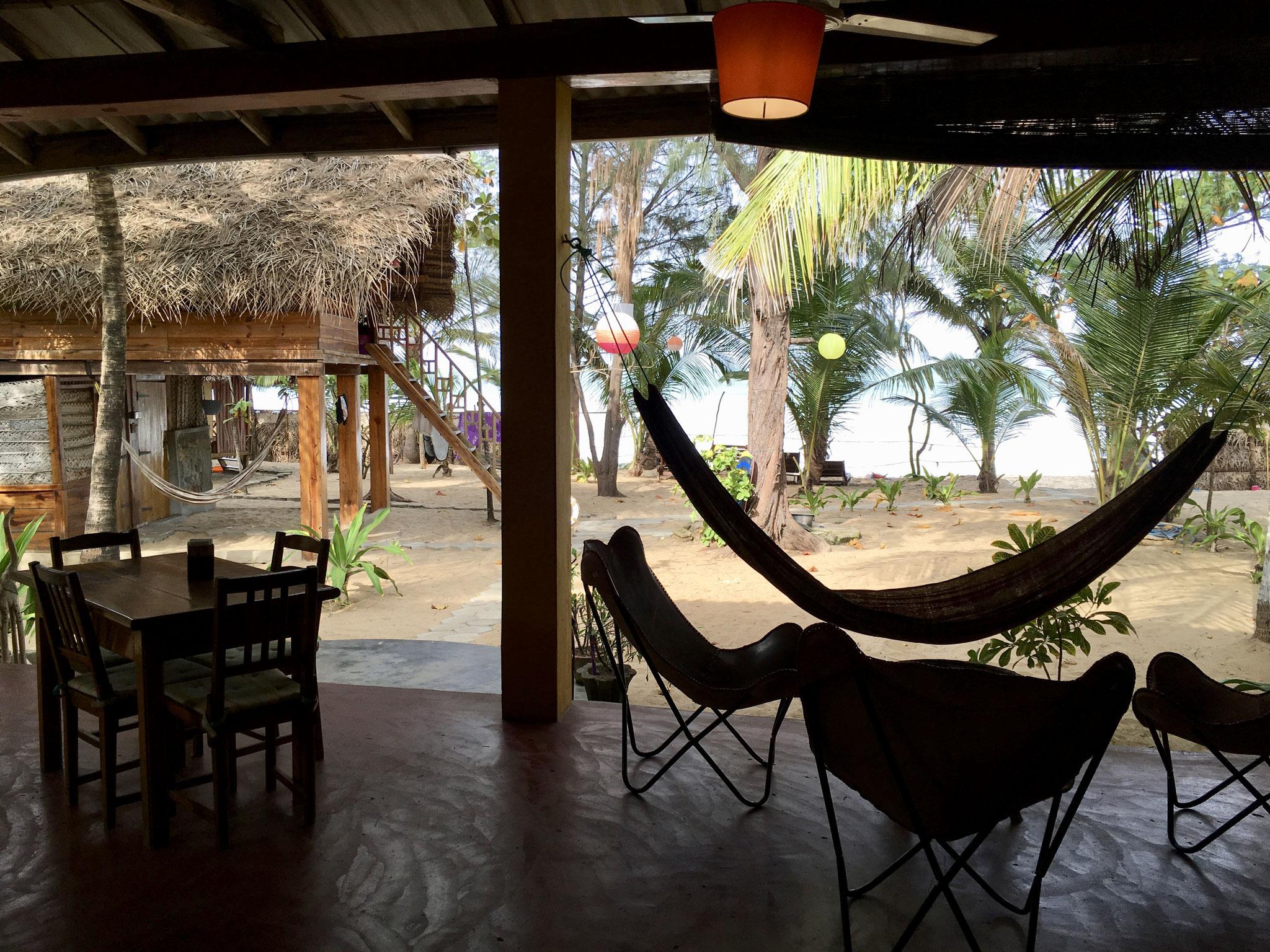 The main house / Lounge