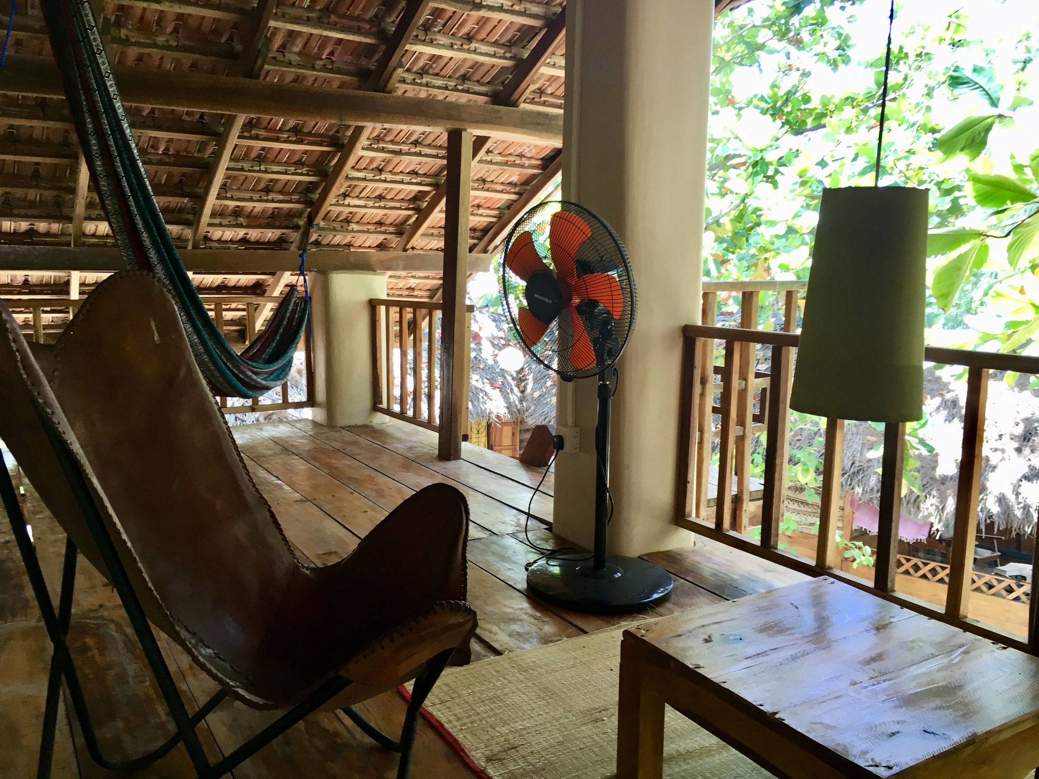 Balkony / Lounge