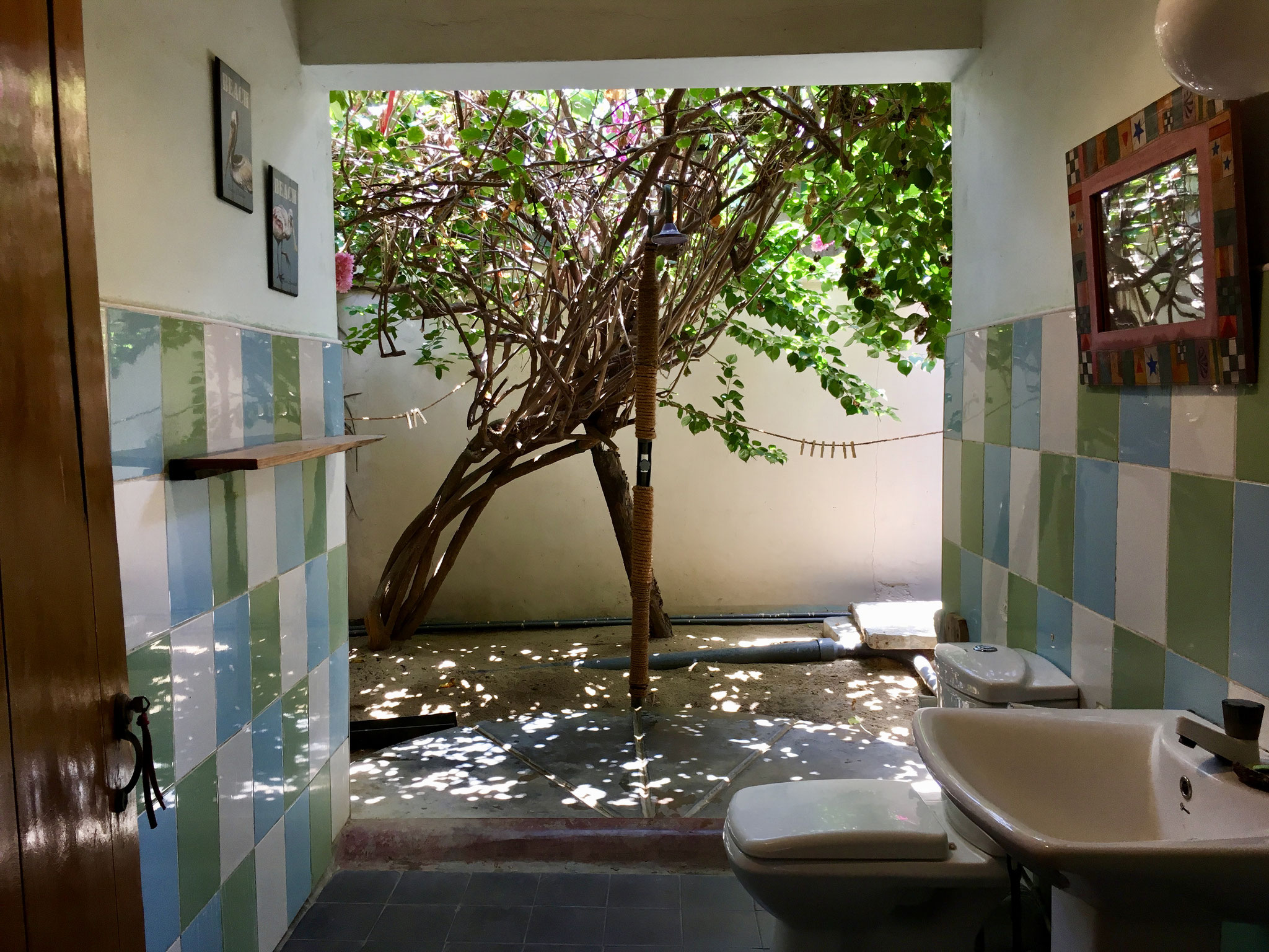 Room 1 / Shared Bathroom