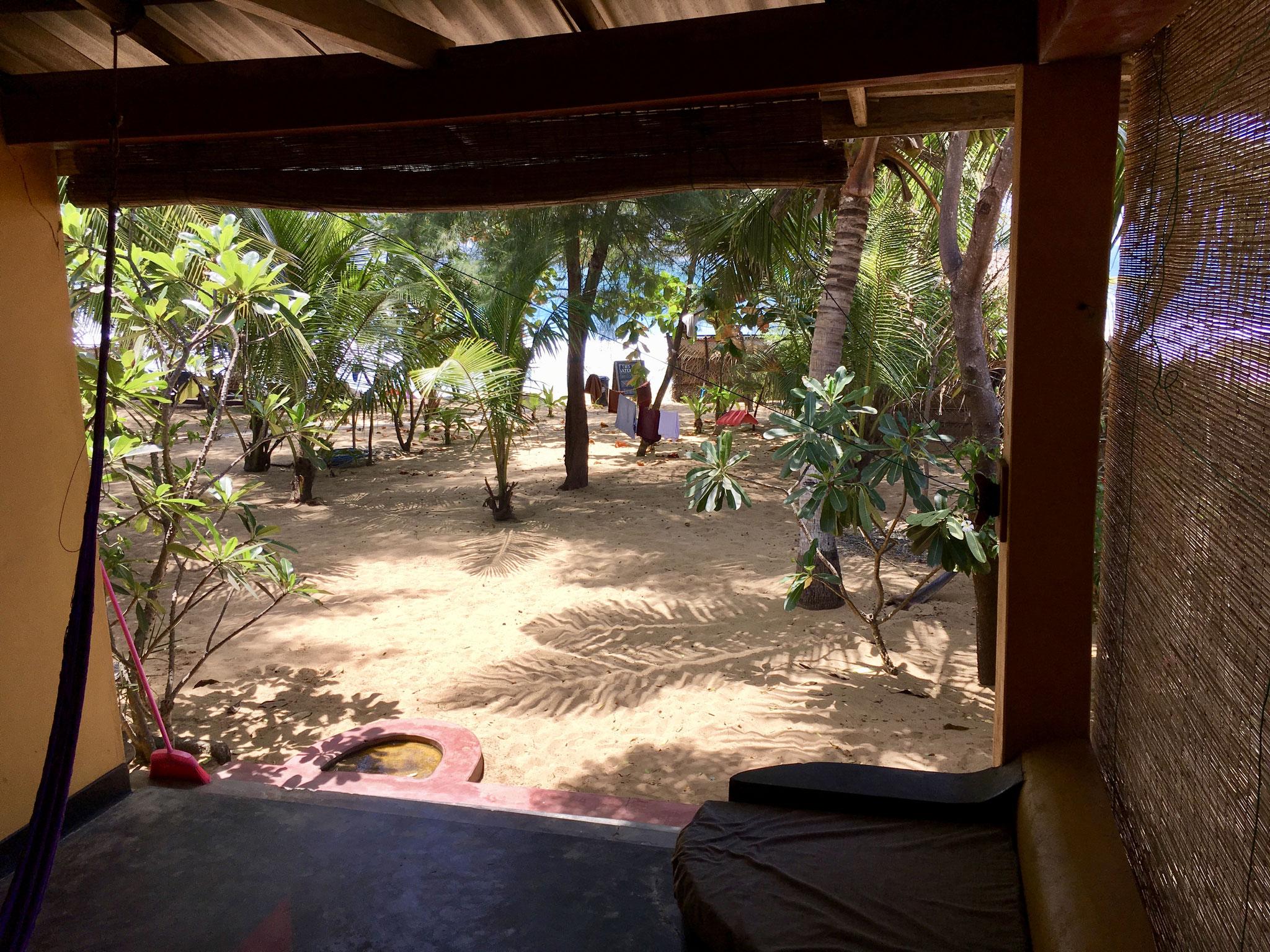 Room 1 / Balcony