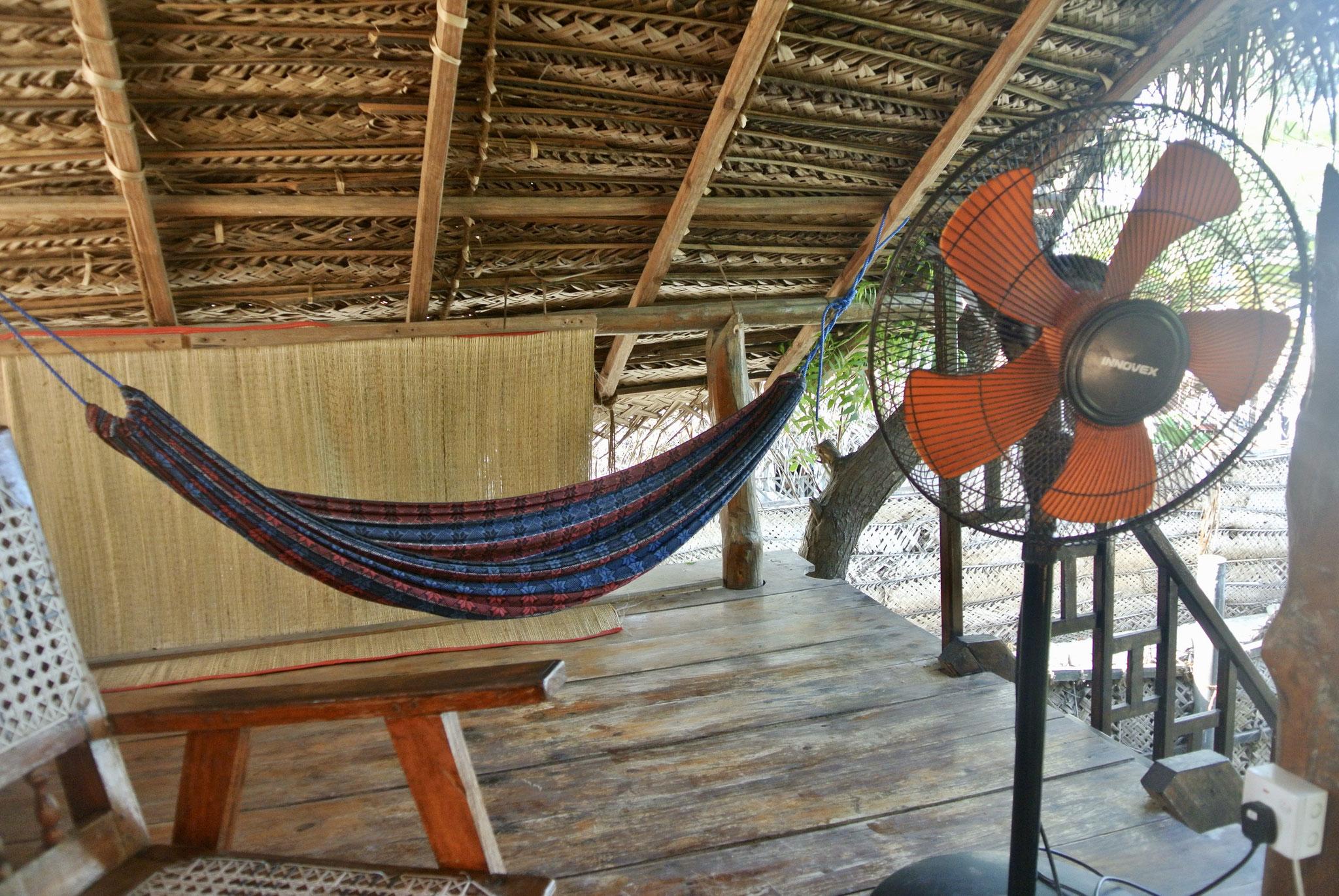 The Lani Cabana / Up Stairs