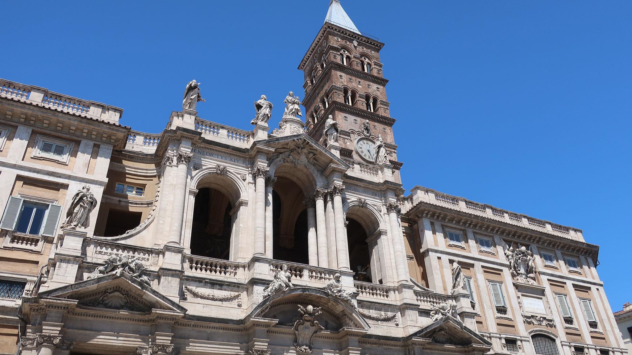サンタ・マリア・マッジョーレ(偉大なる聖母マリア)大聖堂
