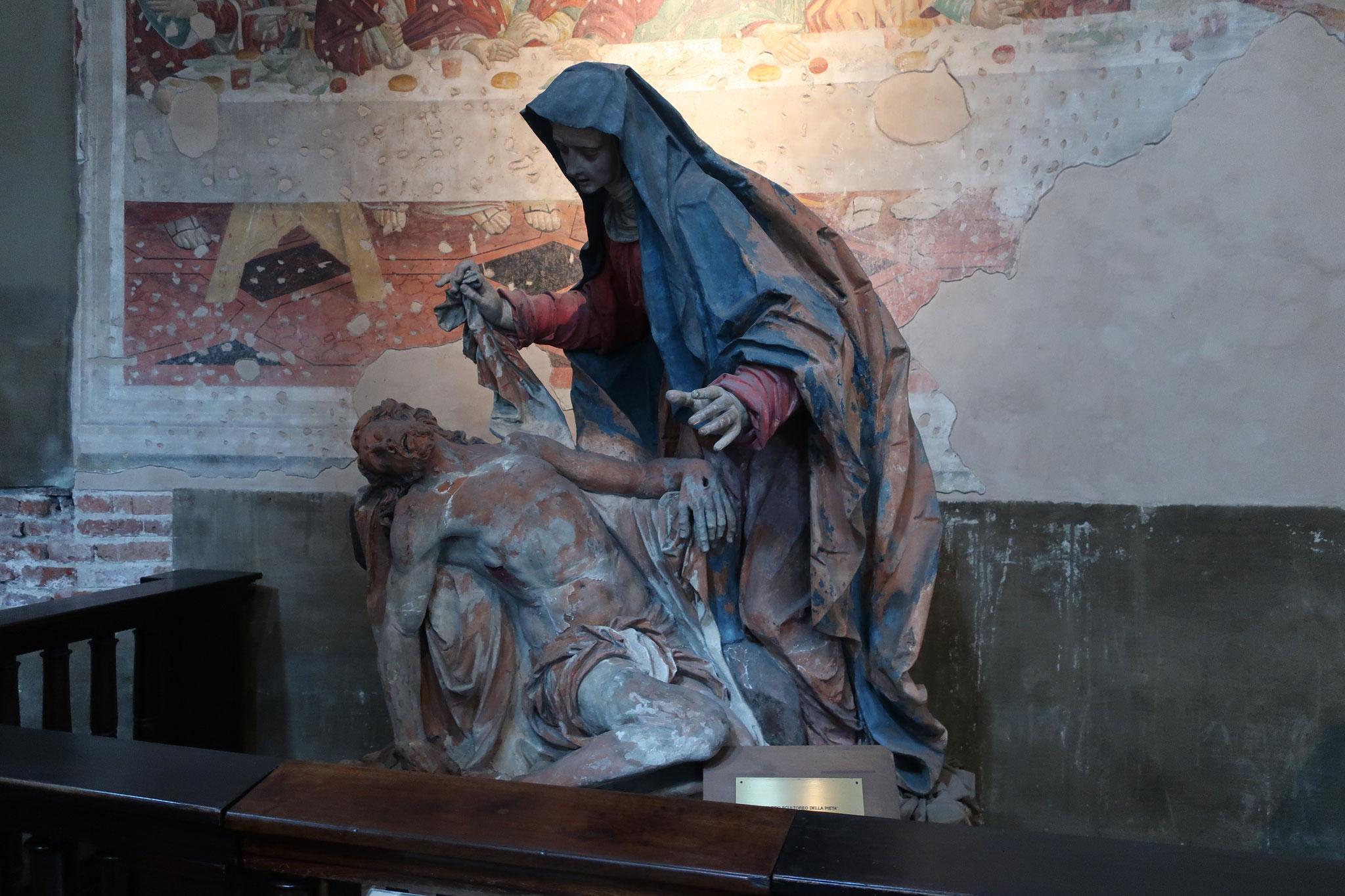 ピエタ:聖母マリアと十字架から降ろされたイエス・キリスト