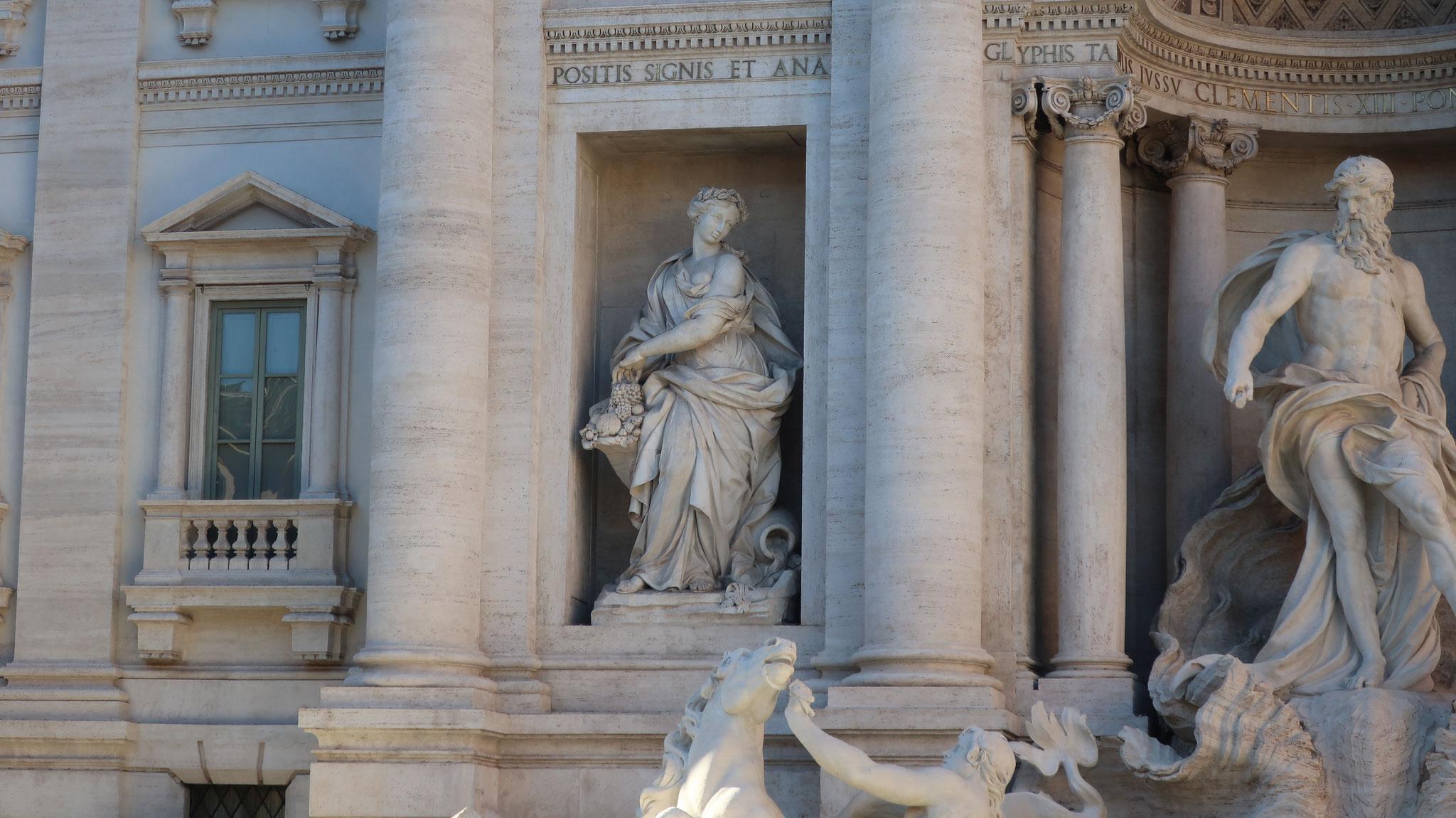 ギリシャ神話の豊穣の女神デーメーテール