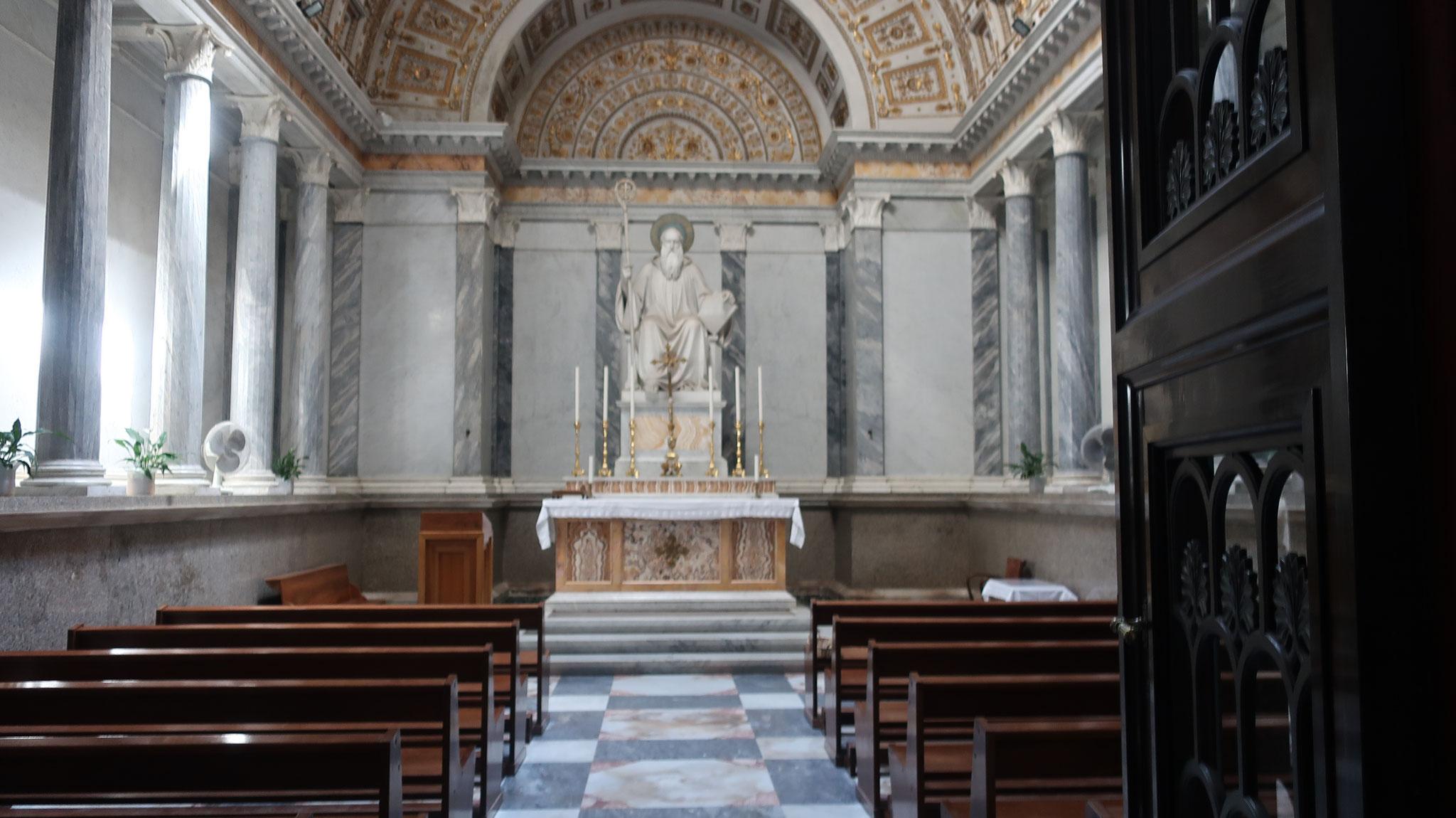 聖ベネディクトの礼拝堂