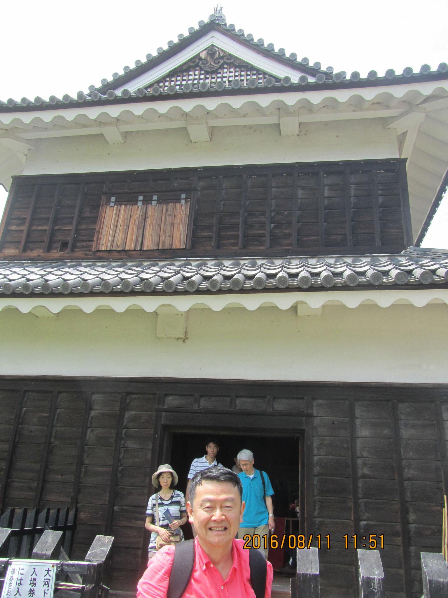 西櫓(にしやぐら)