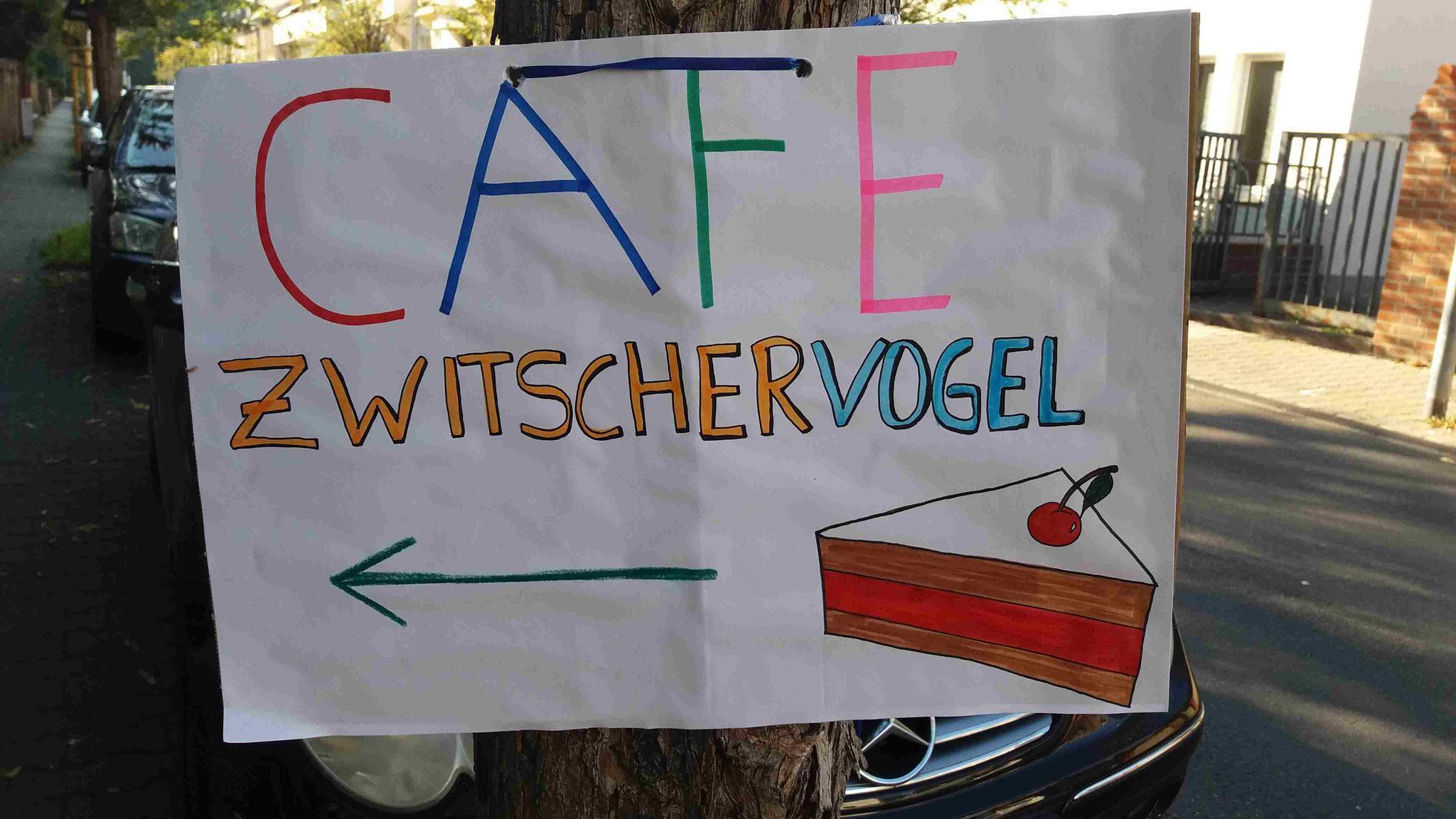 Cafe Zwitschervogel Bild: M. Wendt