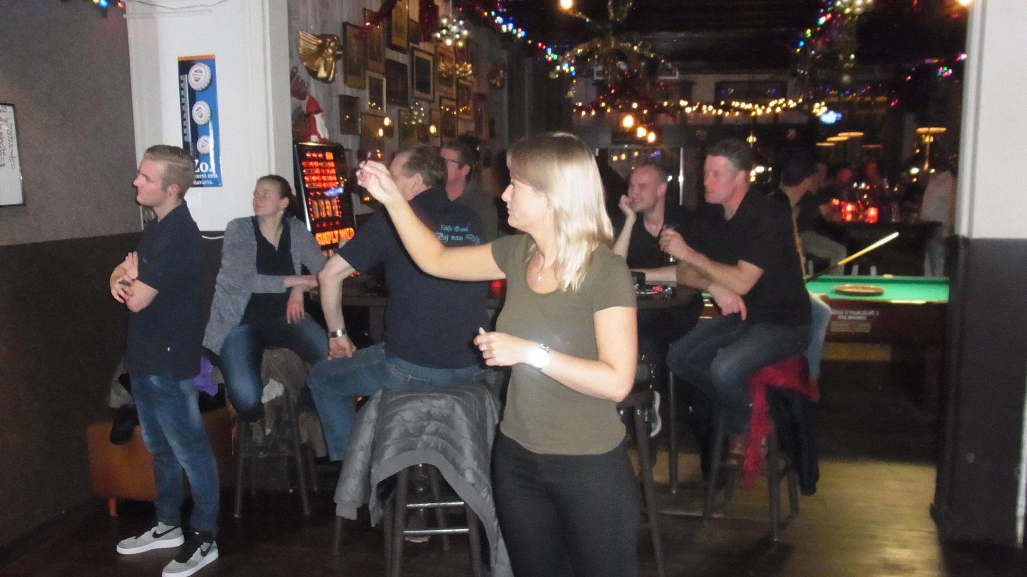 Café Zaal Bij van Dijk Café