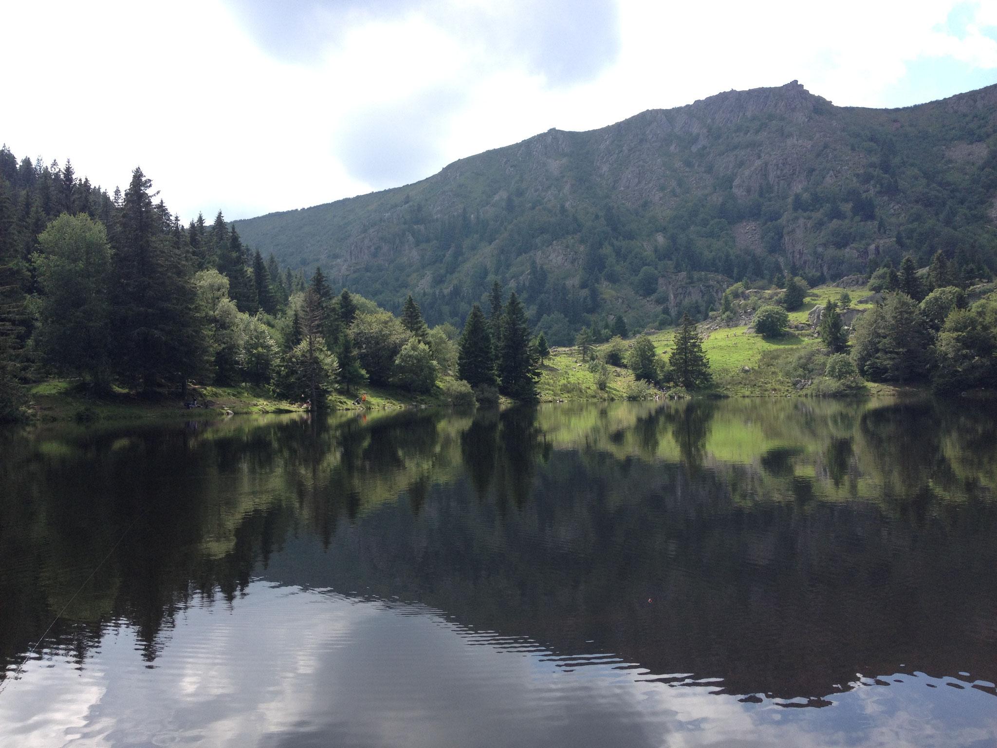Lac des Truites, Elsass