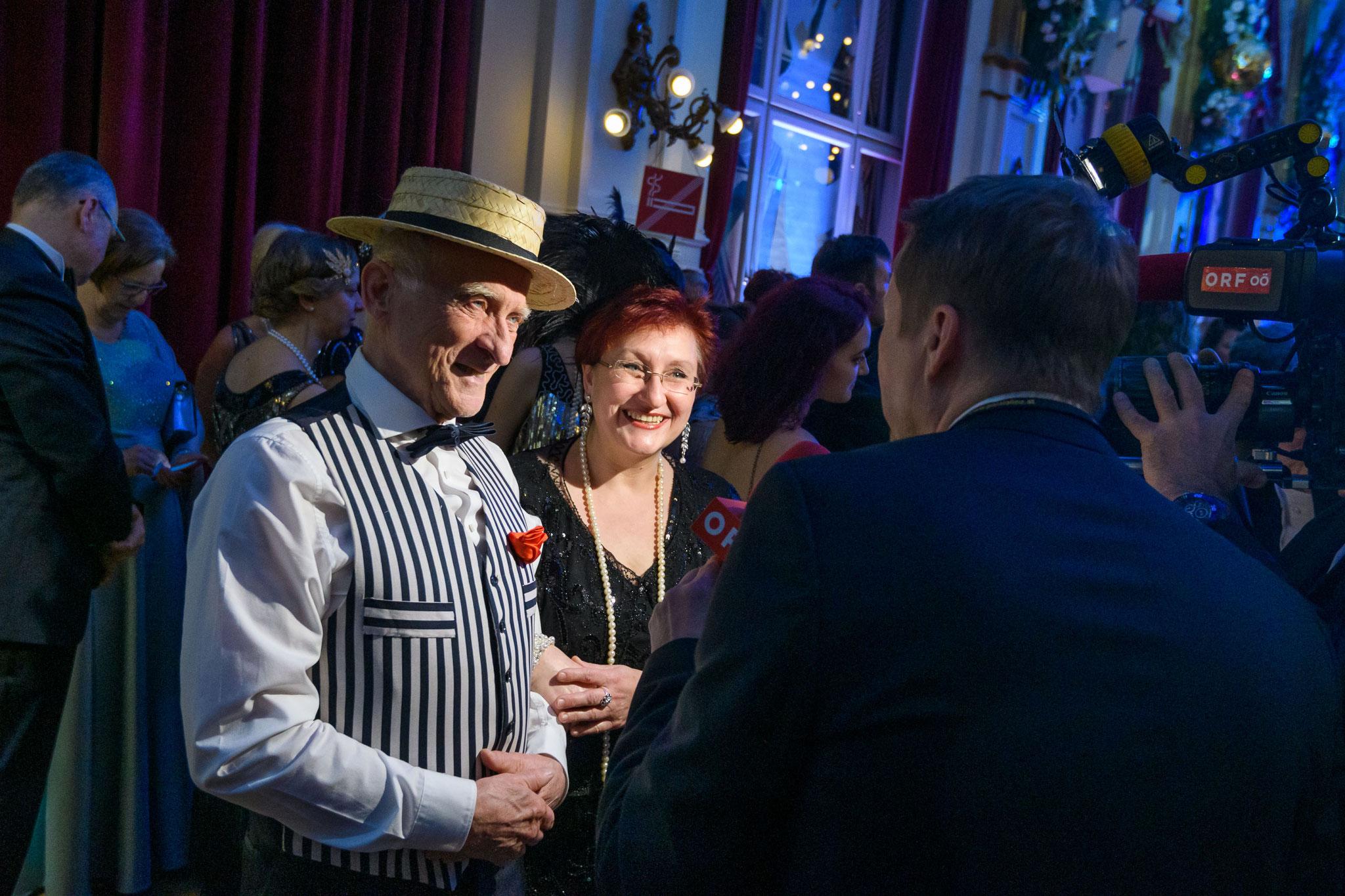 Interview mit dem ORF