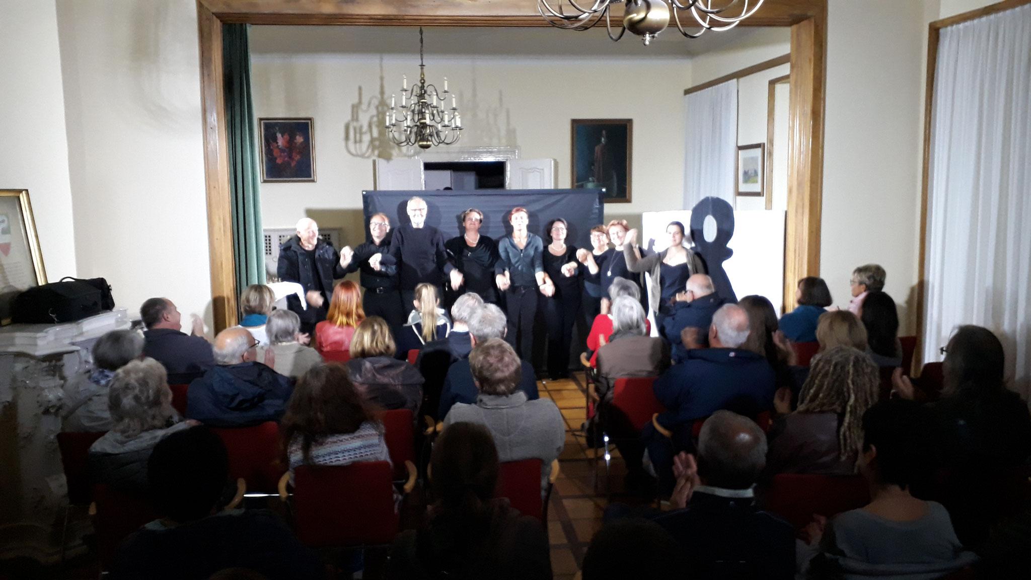 """""""Grenzwall"""": mit dem Jungen Theater Enns"""