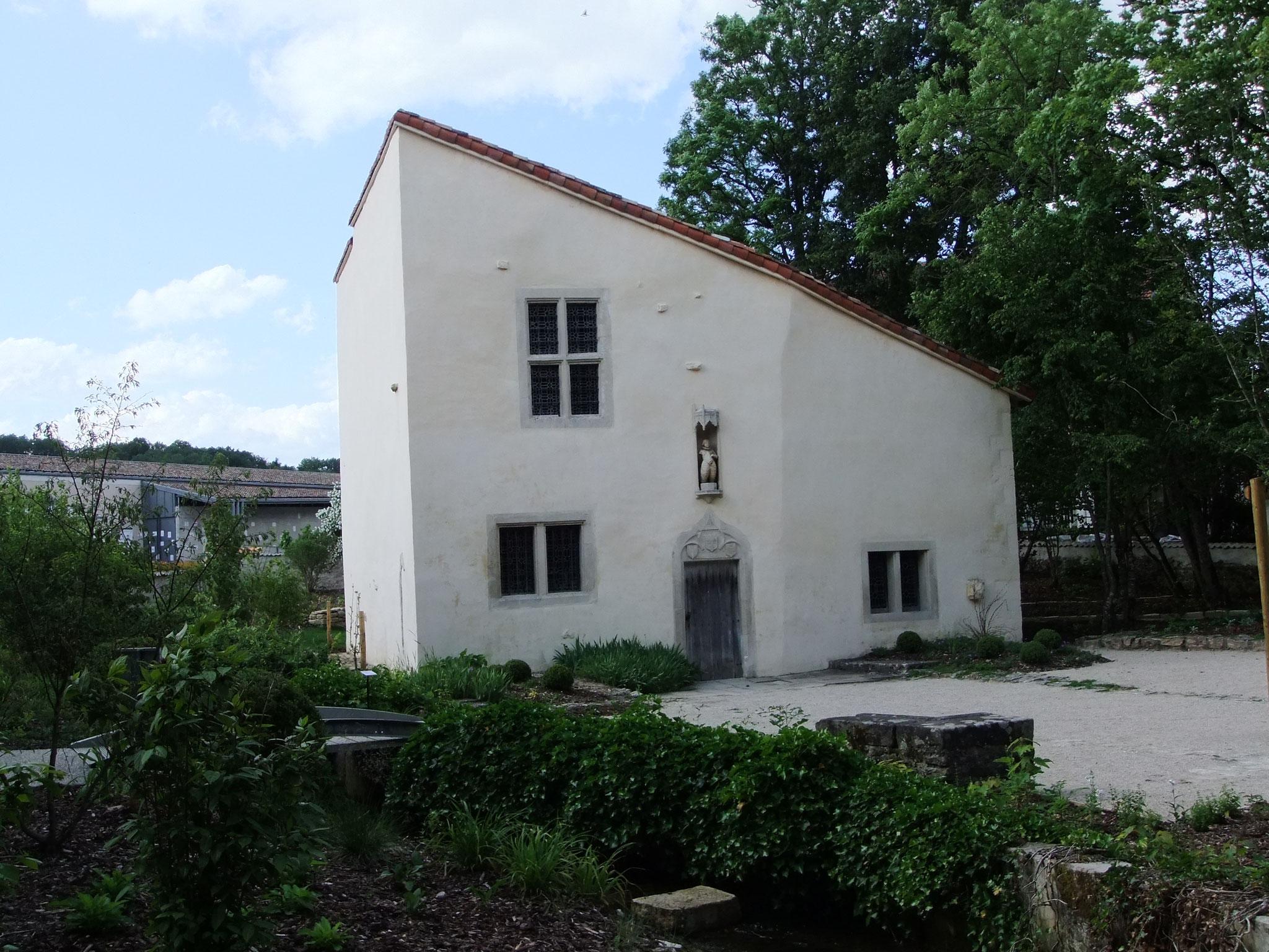 das Geburtshaus der Jeanne d'Arc