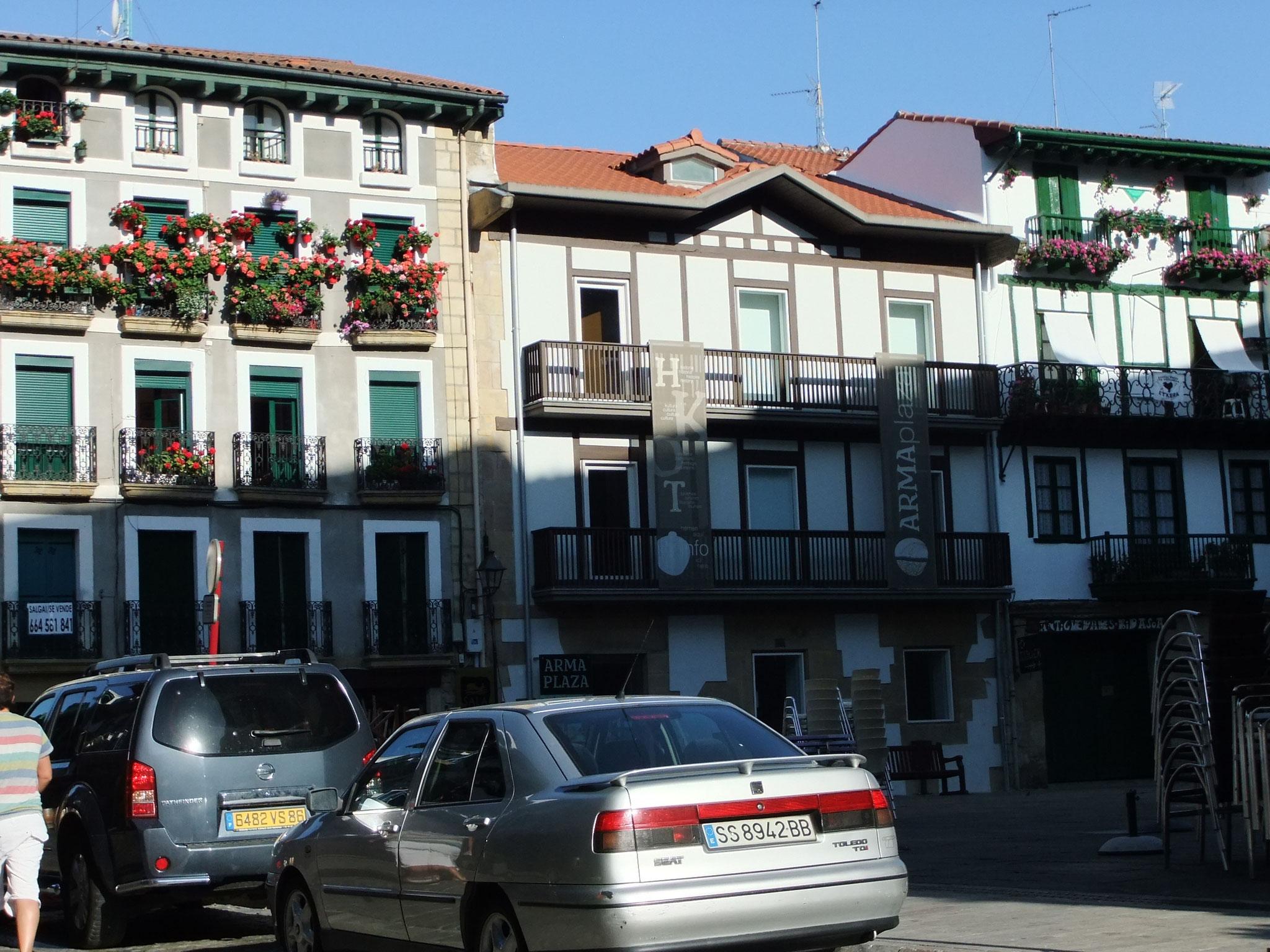 Hondarribia, Spanien