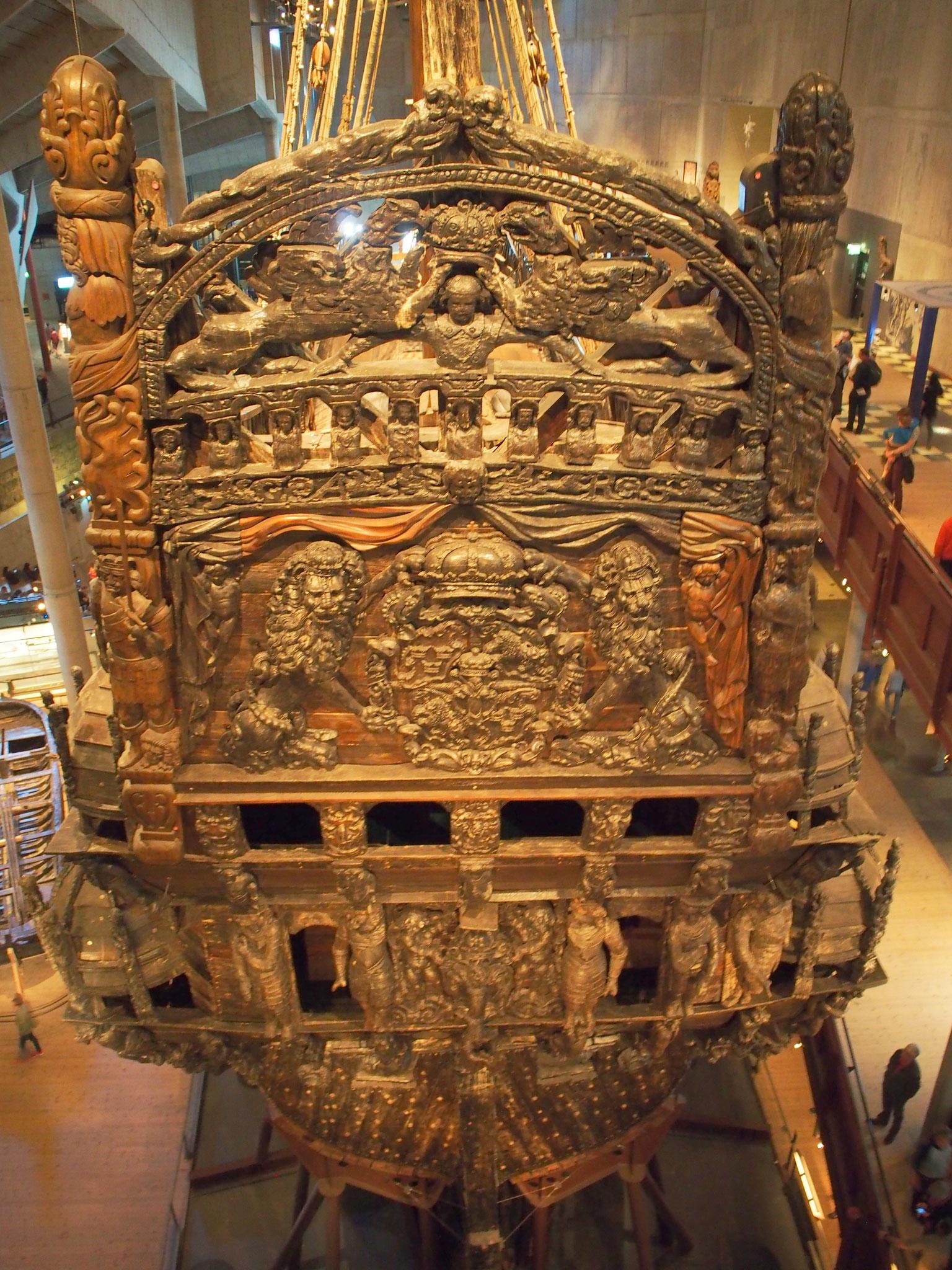 Stockholm, die Vasa