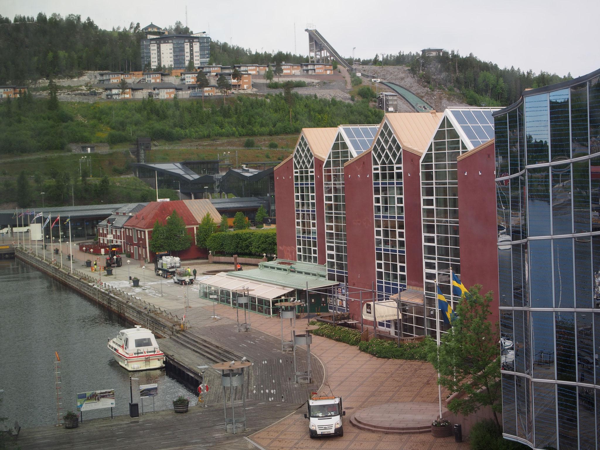 Schweden, Örnsköldsvik