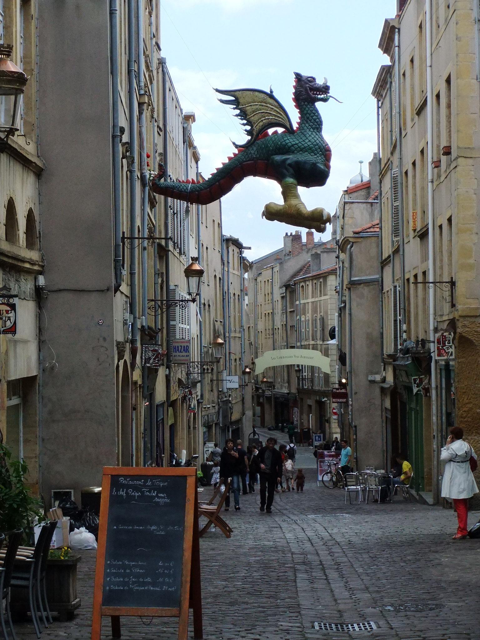 Frankreich, Metz