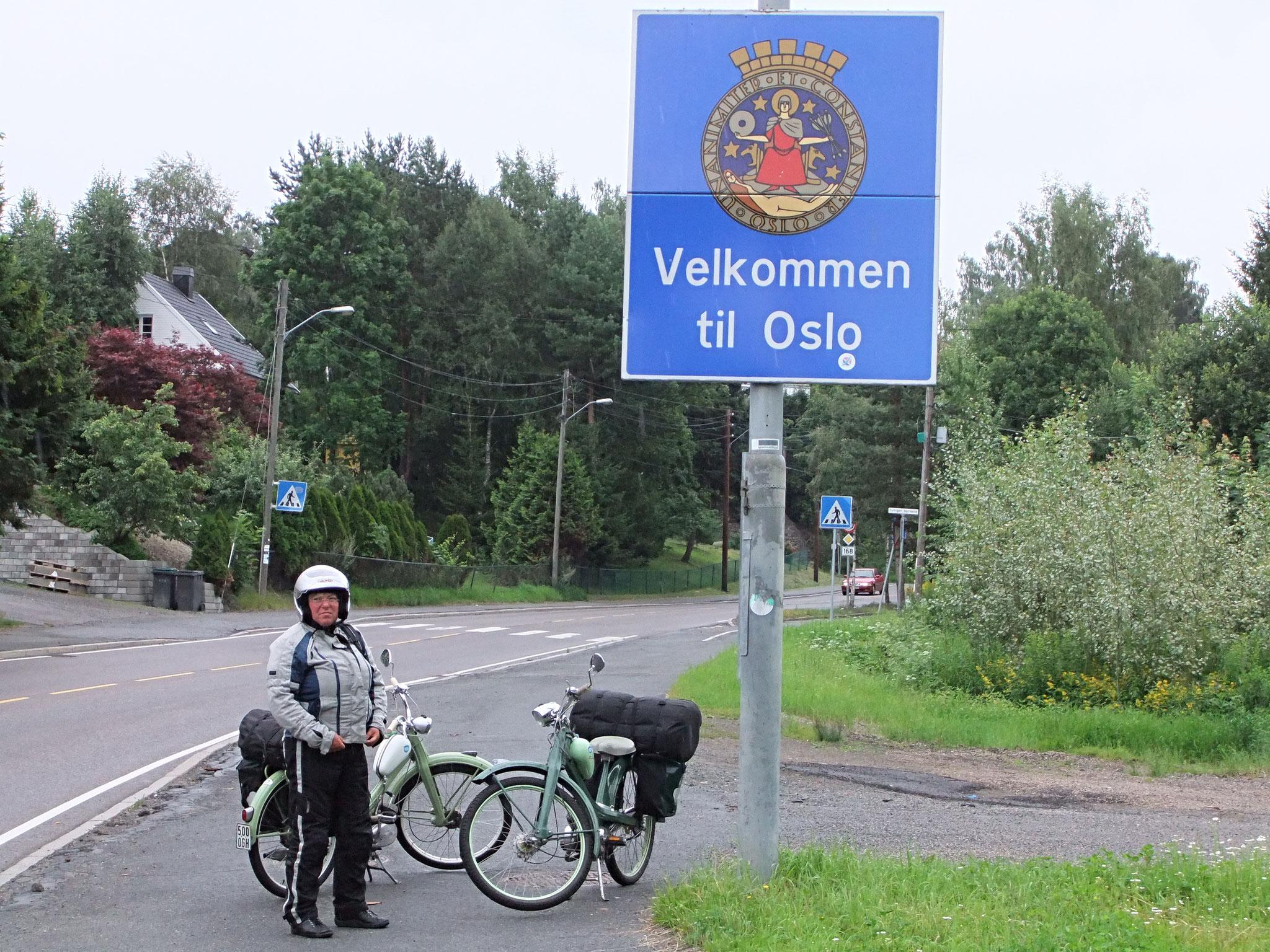 endlich Oslo