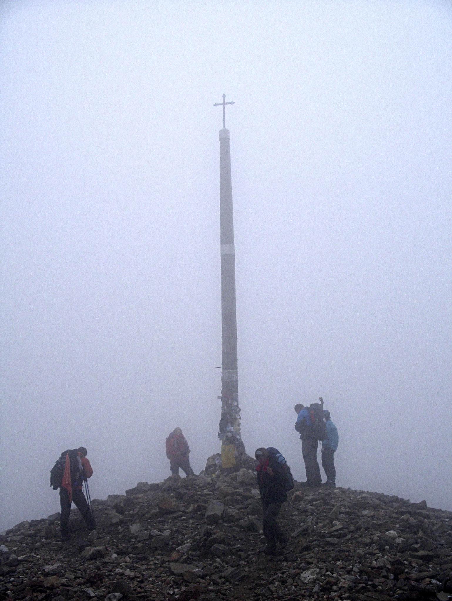 Cruz de Ferro am Monte Irago