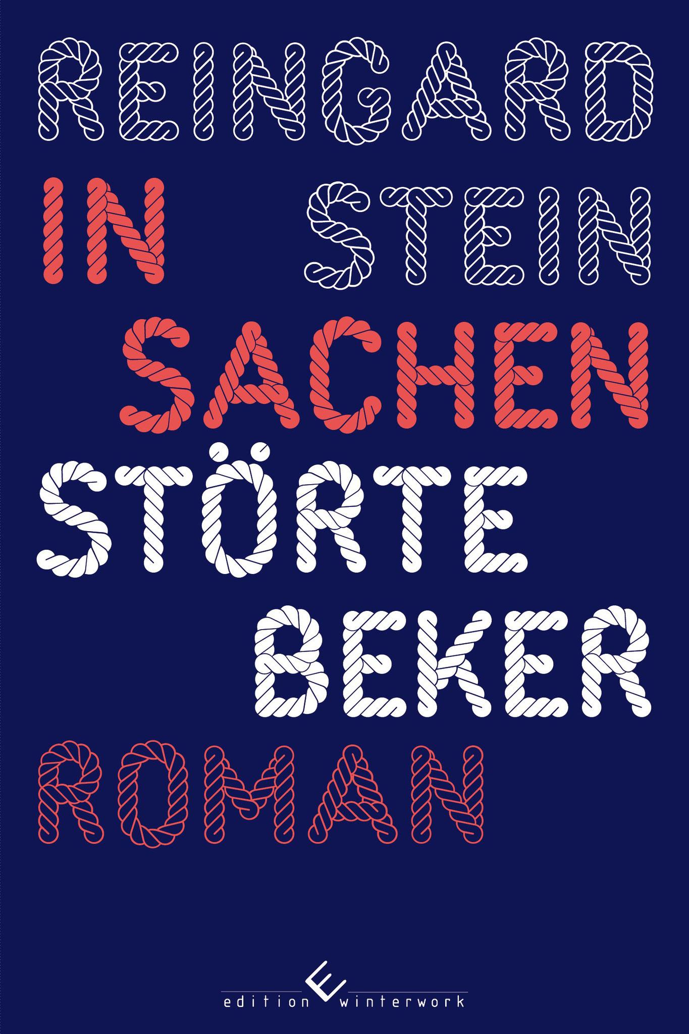 Buchcover, gestaltet von Bea Stach