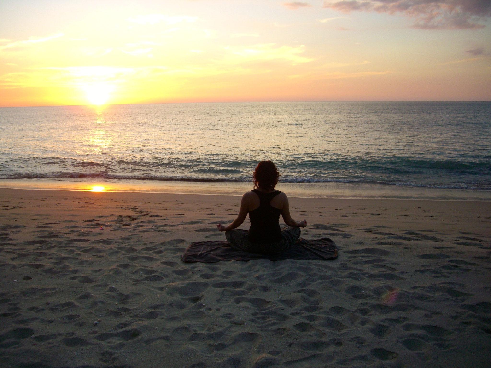 Beim Einatmen schenke ich meinem Körper Ruhe... beim Ausatmen lächle ich. Ich verweile im gegenwärtigen Moment , und weiss, es ist ein wunderbarer Moment.   Thich Nhat Hanh
