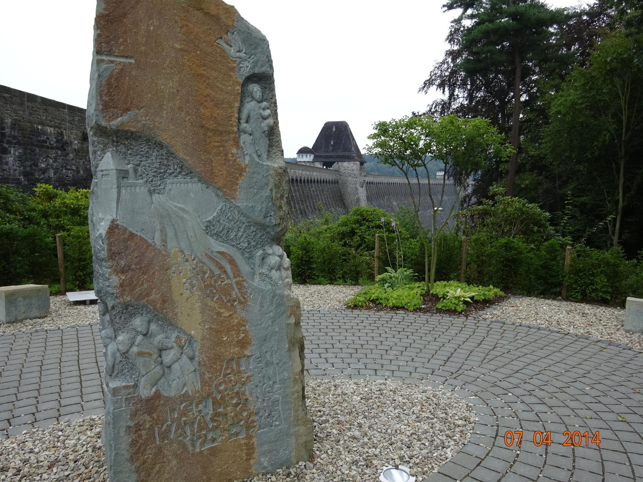 Denkmal der Flutöpfer