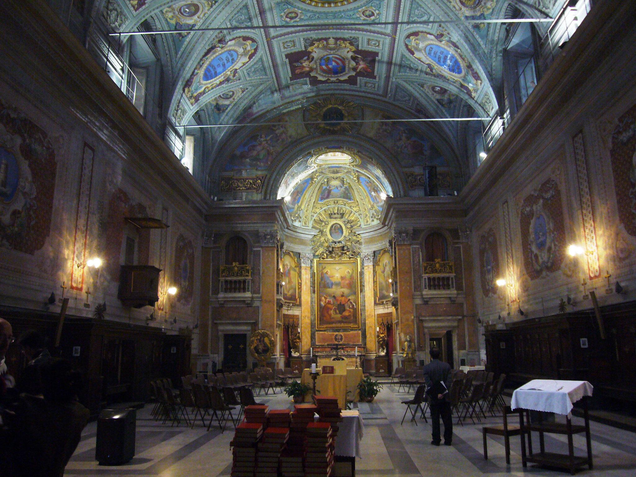 Oratorio del Caravita, Roma