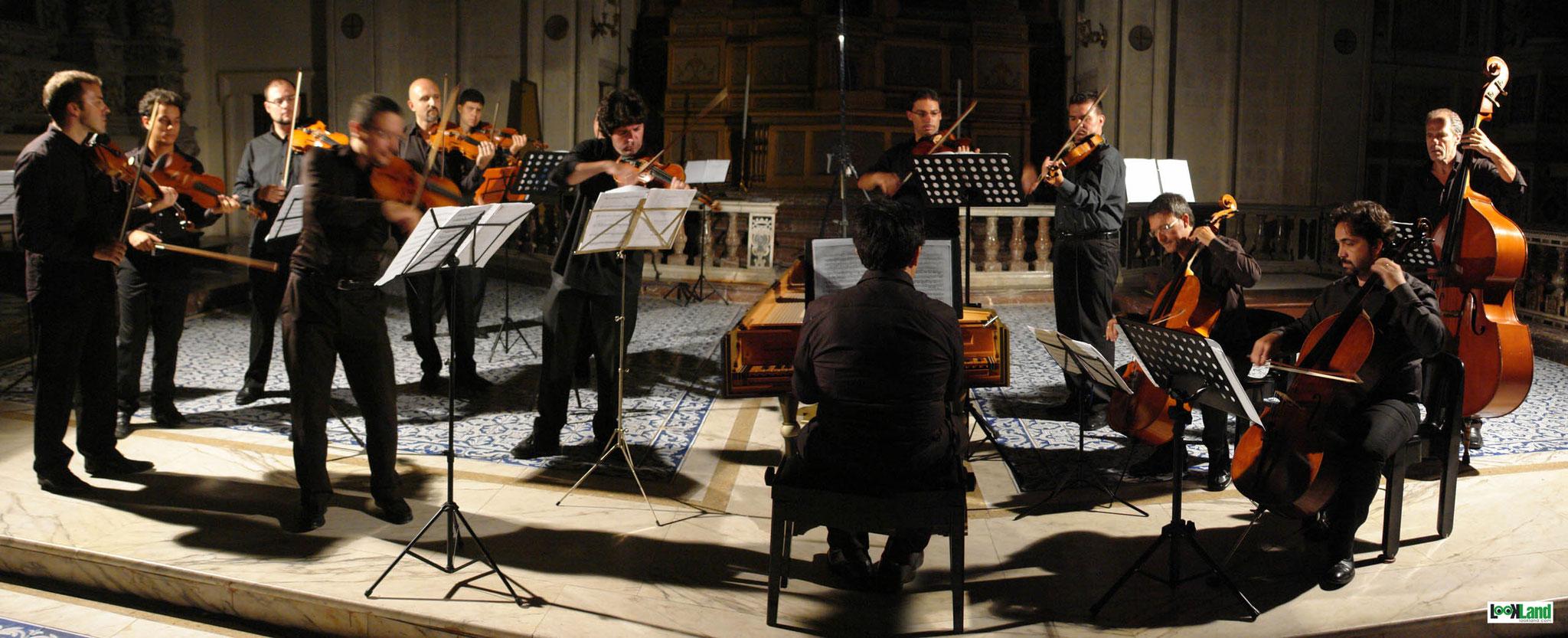 Orchestra del Festival Internazionale del Val di Noto Magie Barocche