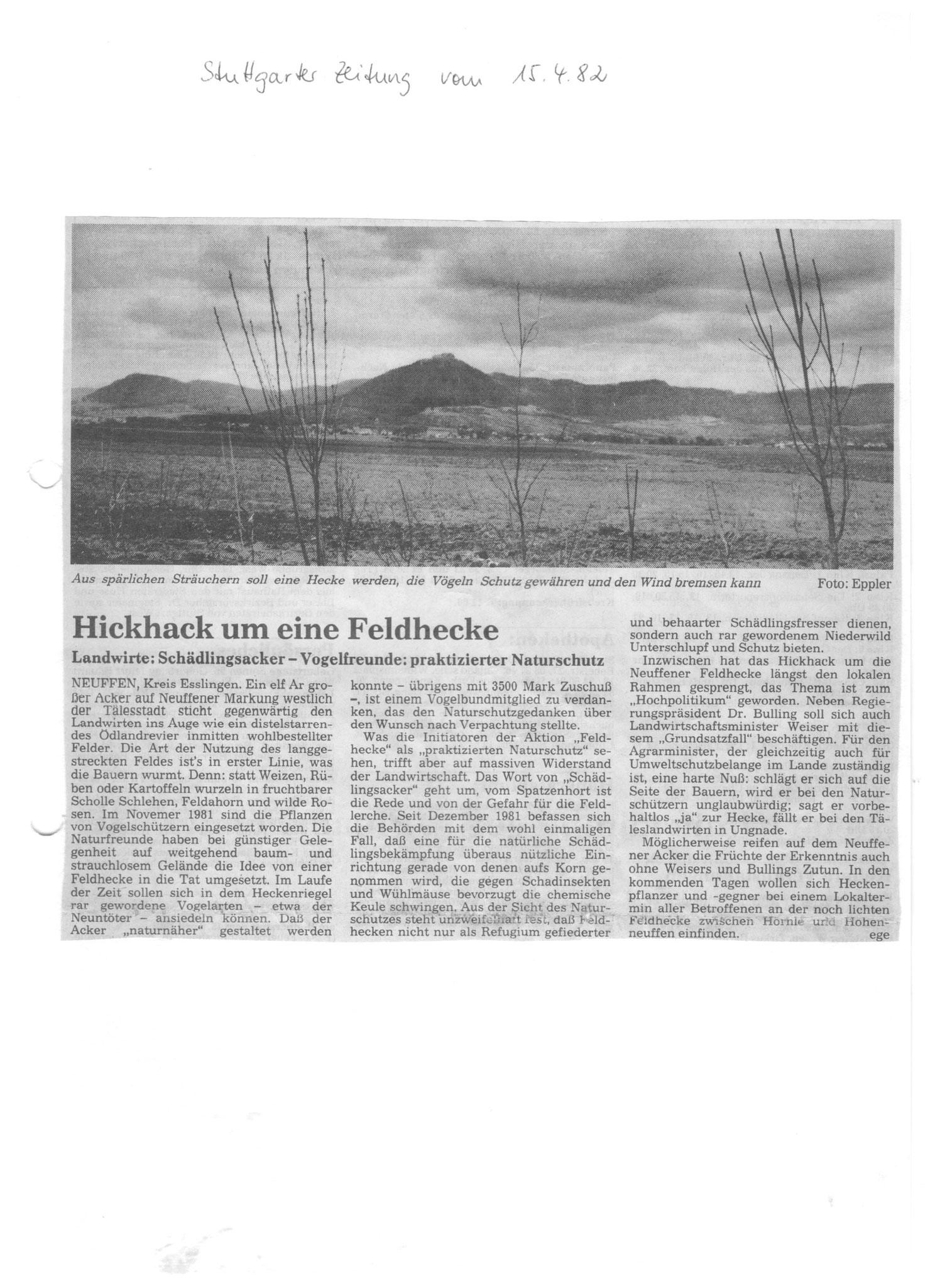 PM Feldhecke