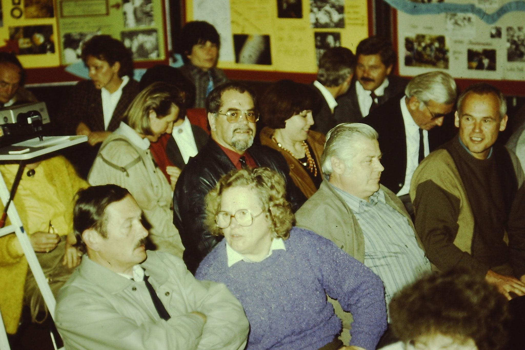 Gründungsversammlung Foto NABU
