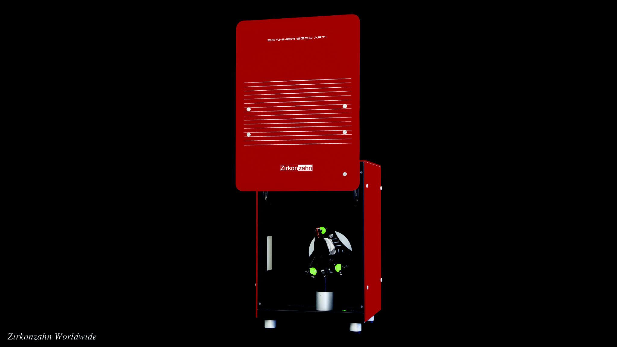 Zirkonzahn S600 Arti / Scanner