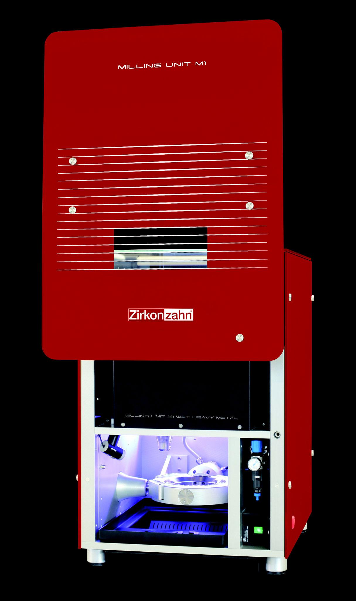 Zirkonzahn M1 / 5-Achsfräsmaschine
