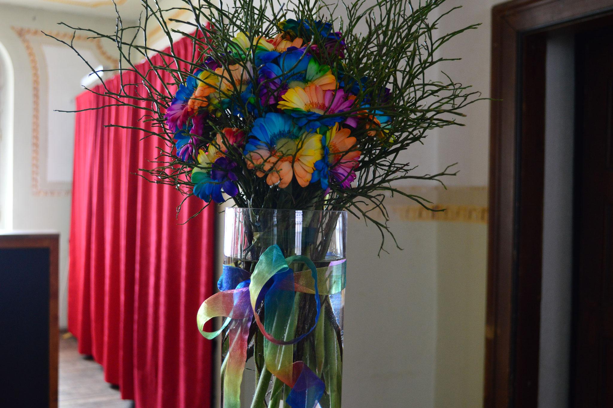 Ein bunter Blumenstrauß an Deutschpop erwartete die Gäste