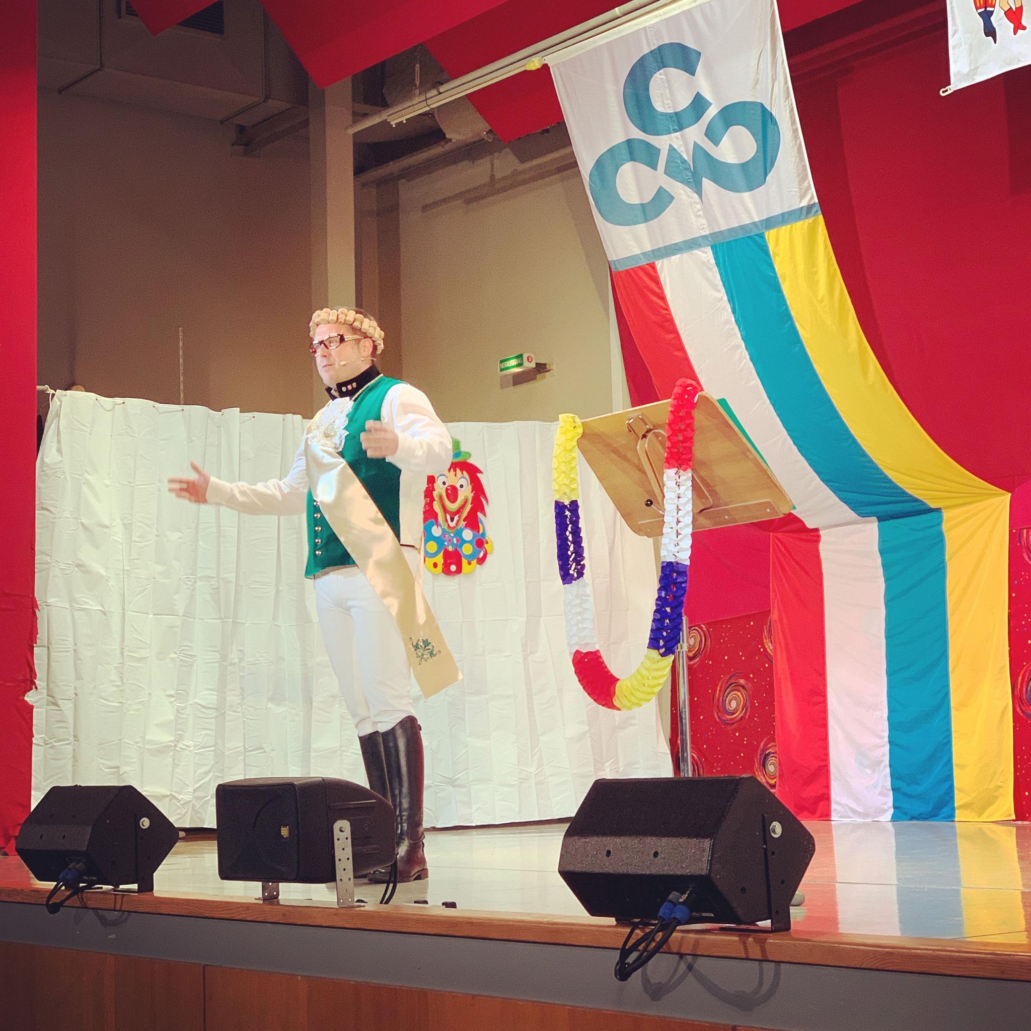Stefan Schmidt als Märchenprinz