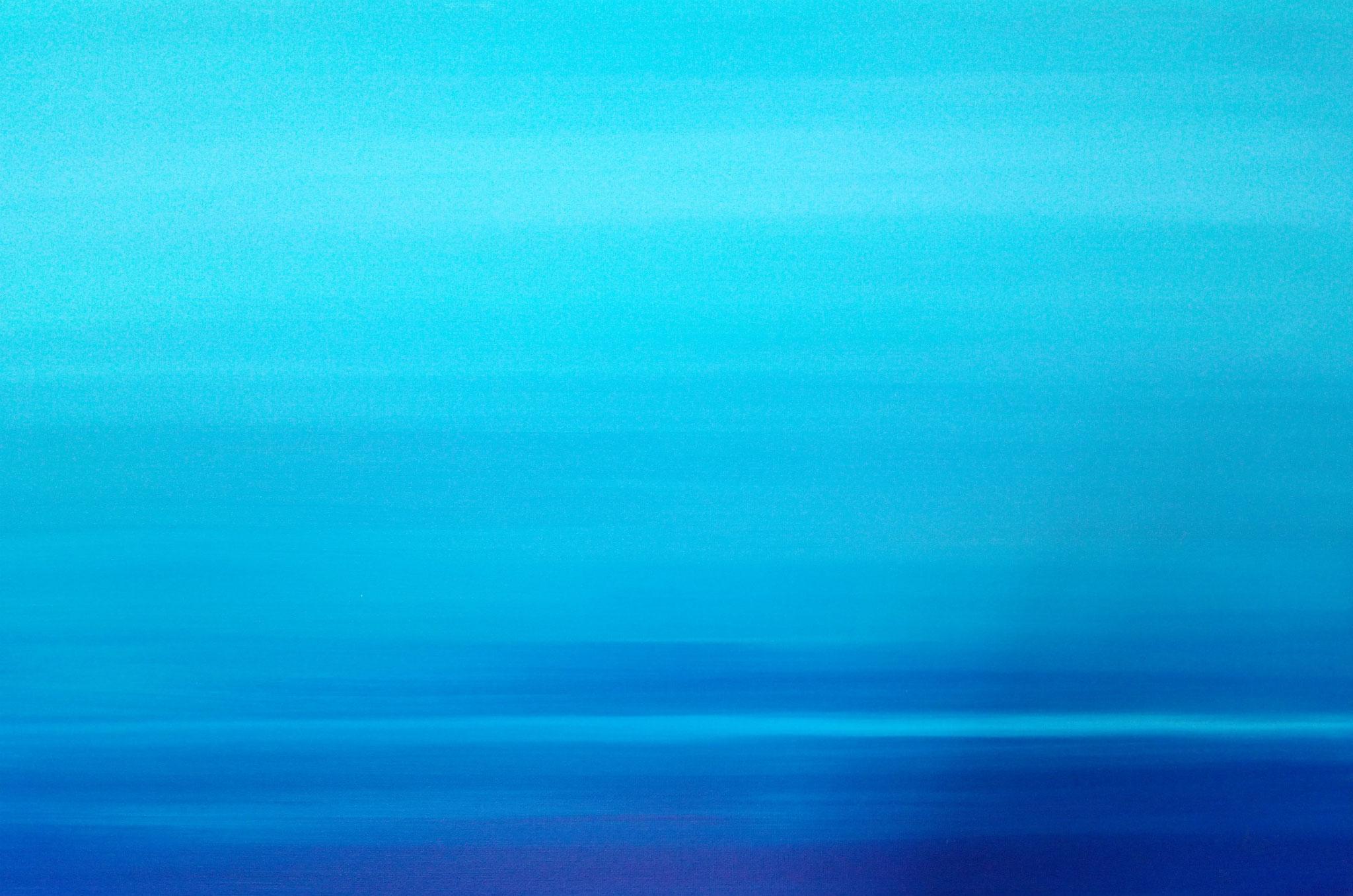 """Leben"" - Acryl auf Malpappe ohne Rahmen, 60x40 cm"