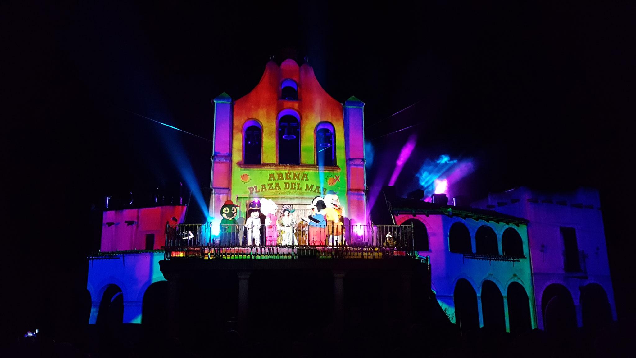 """Fiesta mit Feuerwerk beim Event """"Herbstzauber am Meer"""""""