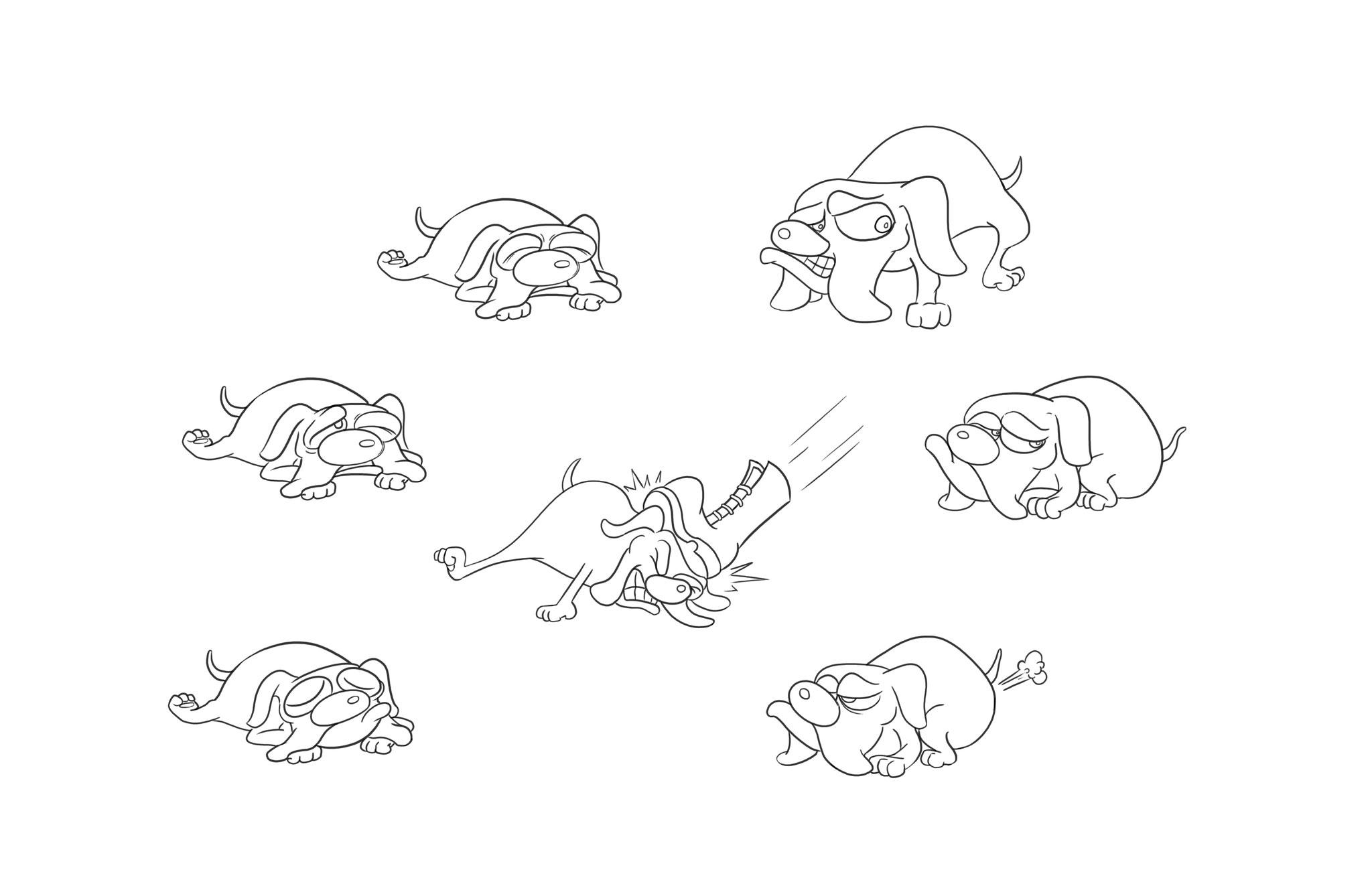 Robodog, Short Animated, Mojgan Ghanaatgar