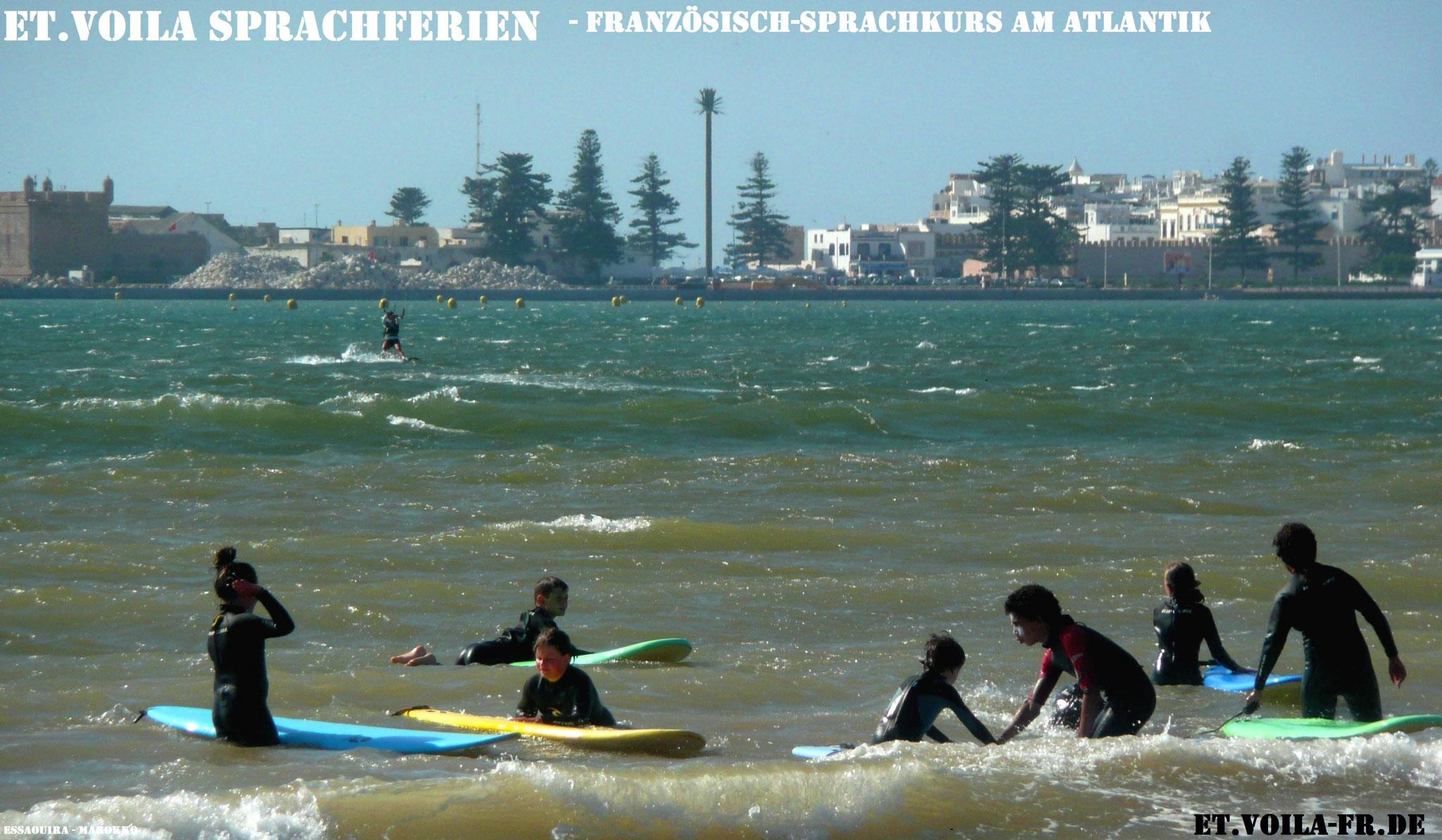 Marokko Sprachreise mit FRANZÖSISCH Sprachkurs in den Sommerferien