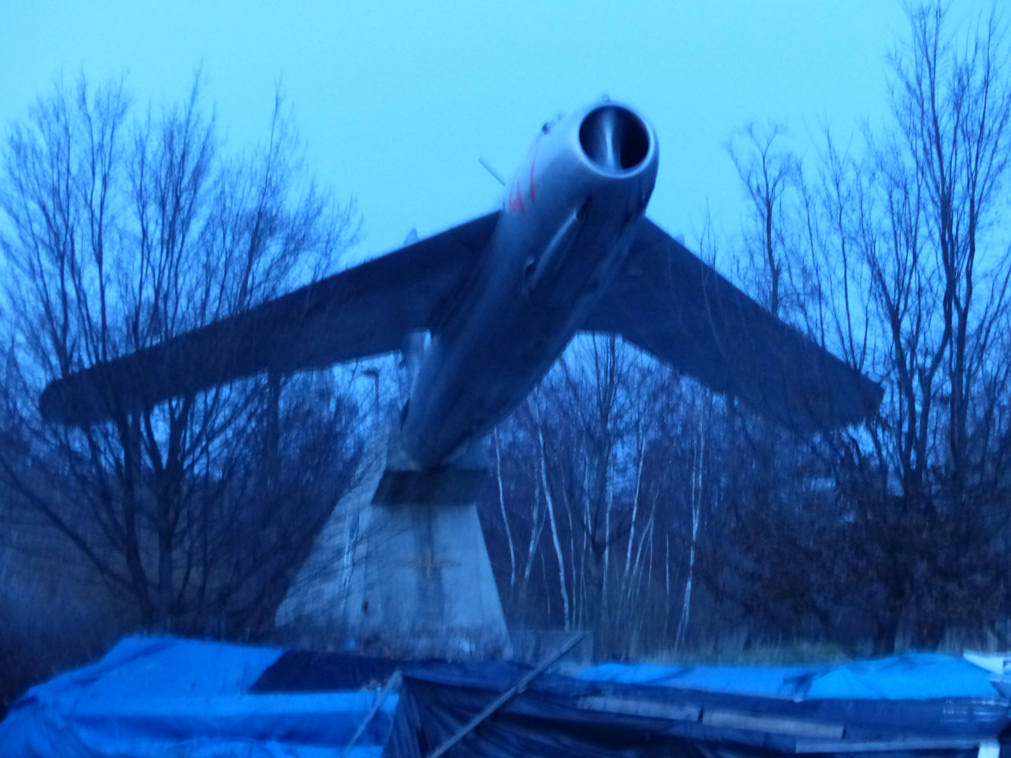 Flugplatz Fliegerdenkmal