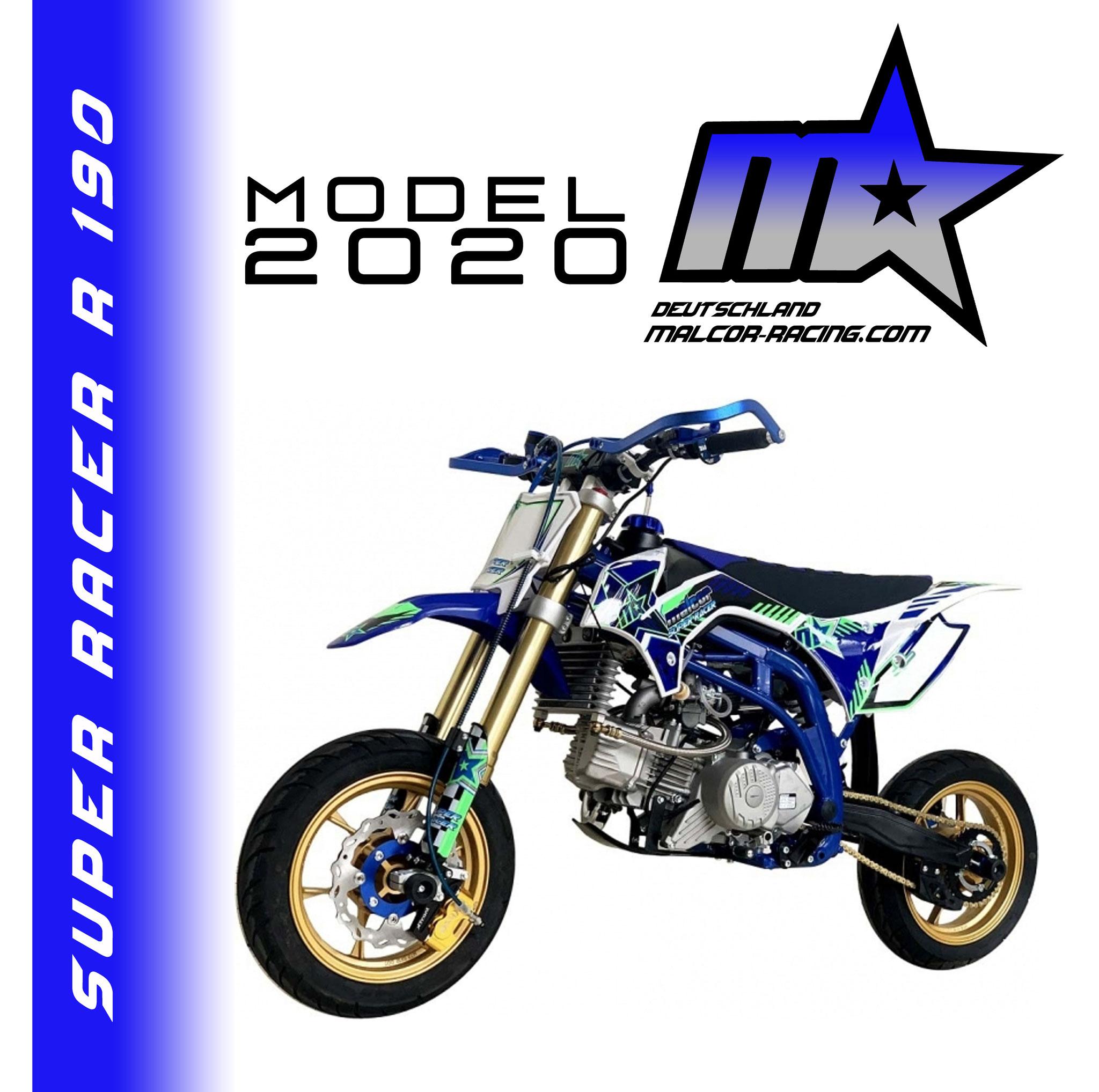 Malcor Super Racer R 190 Model2020