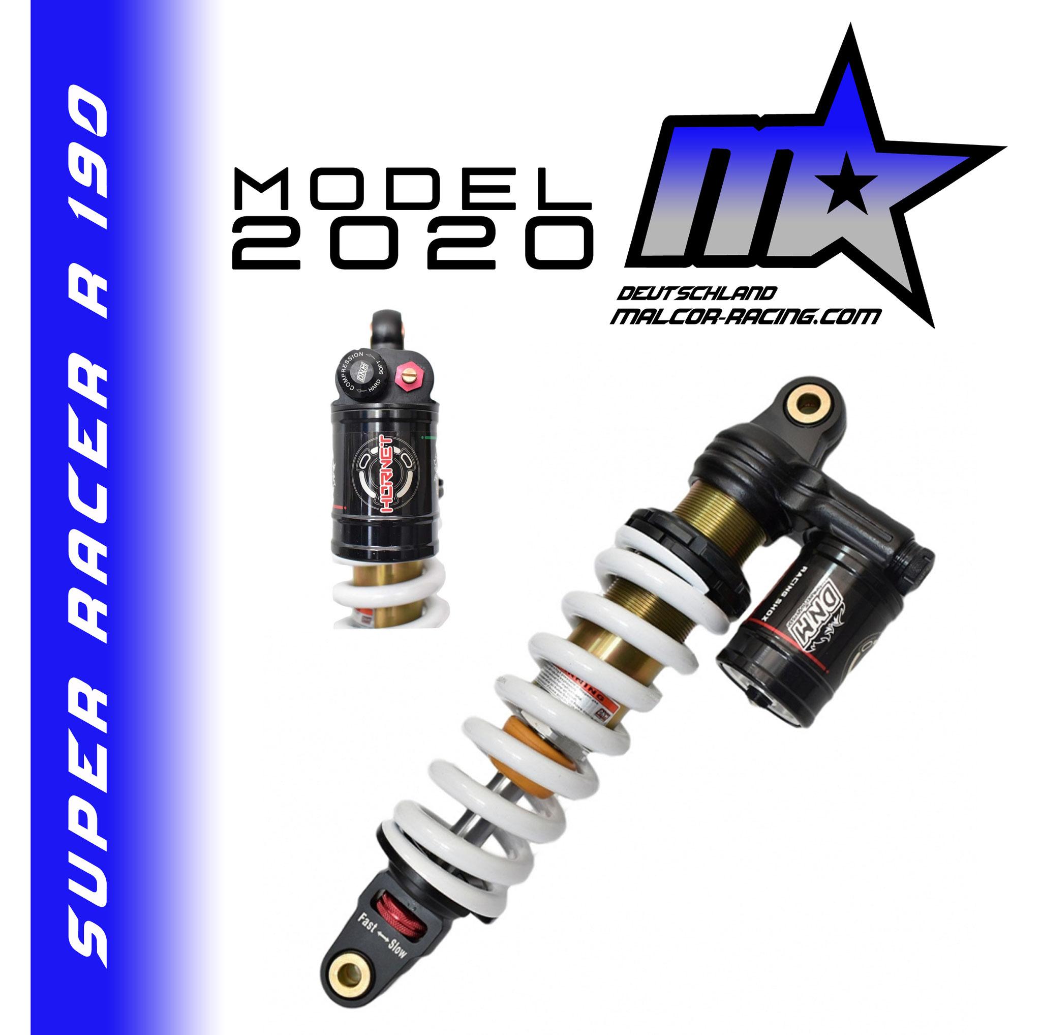Malcor Super Racer R 190 Model2020 Federbein